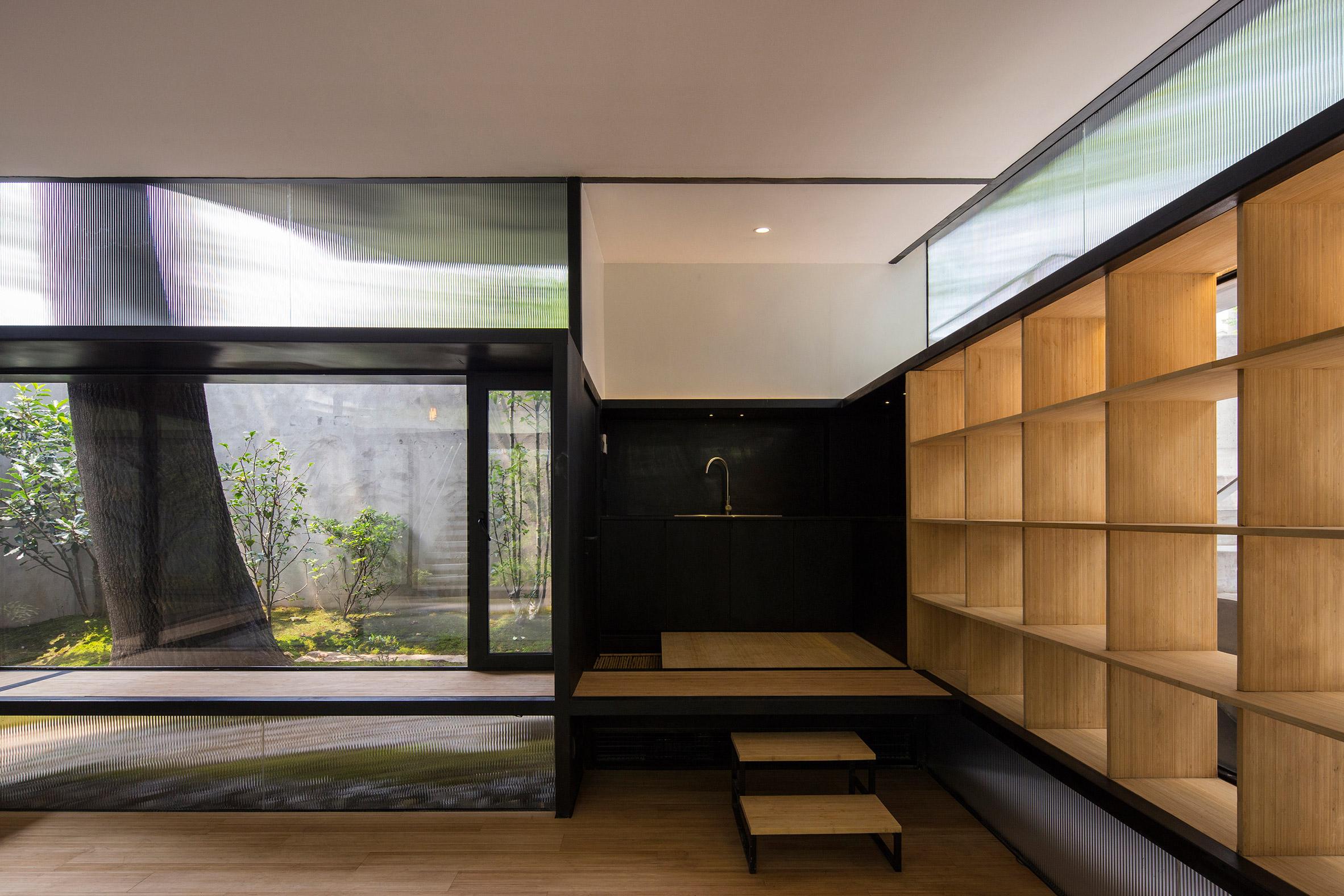 Thiết kế nội thất biệt thựnghỉ dưỡng 7