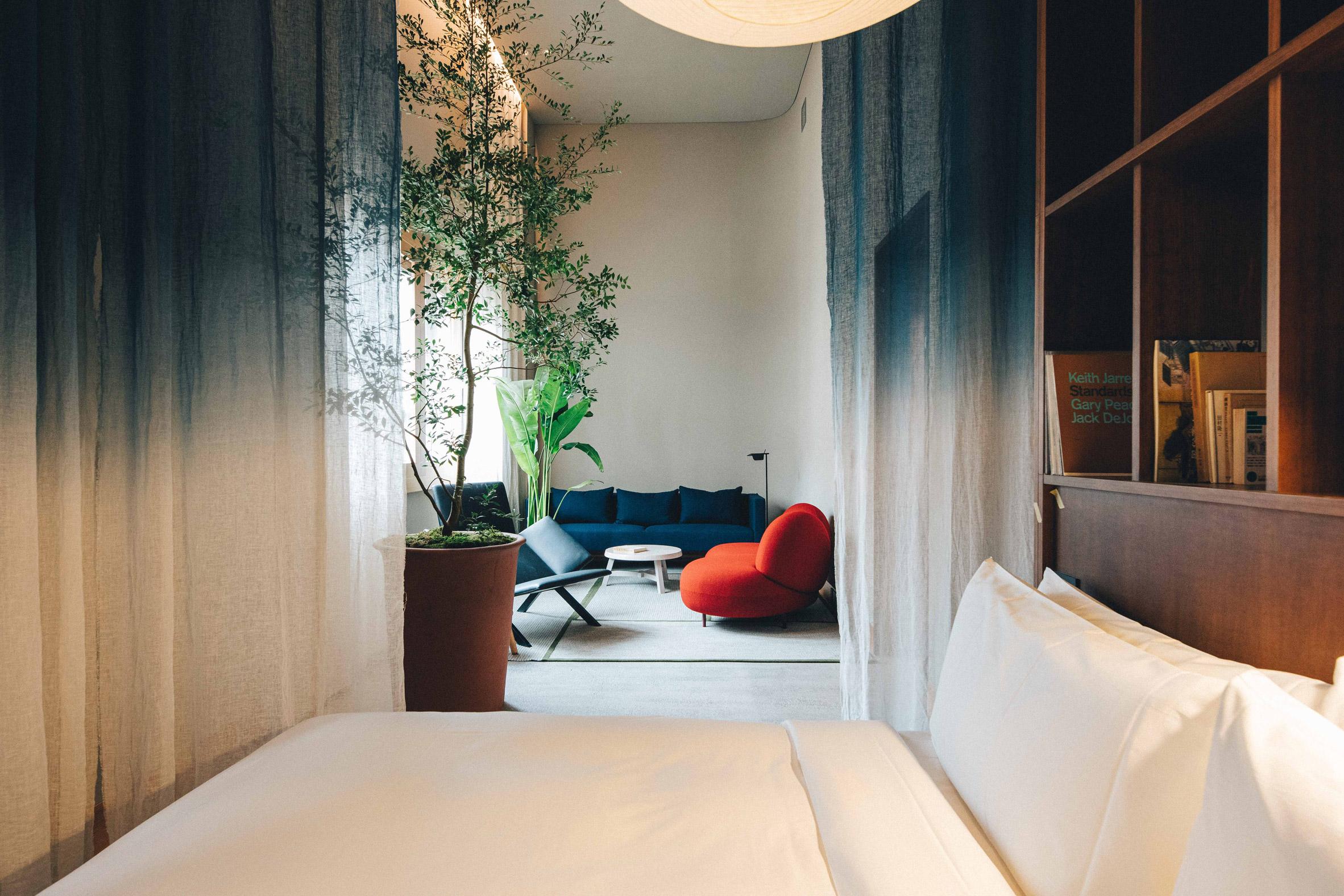 Thiết kế nội thất khách sạn3 sao 1