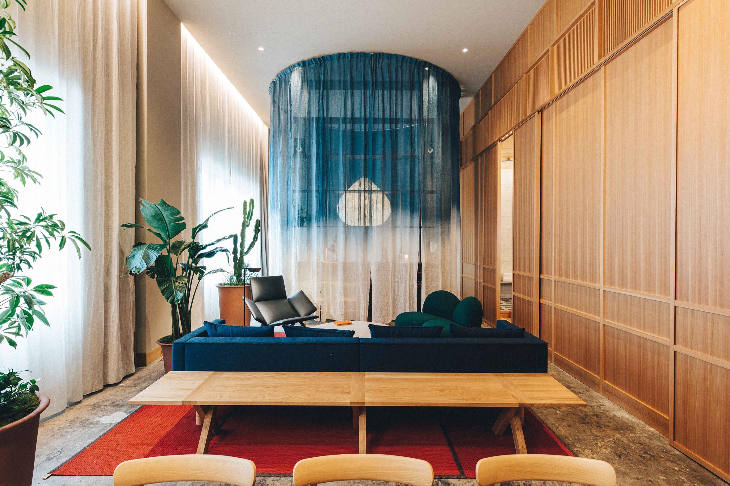 Thiết kế nội thất khách sạn3 sao 8