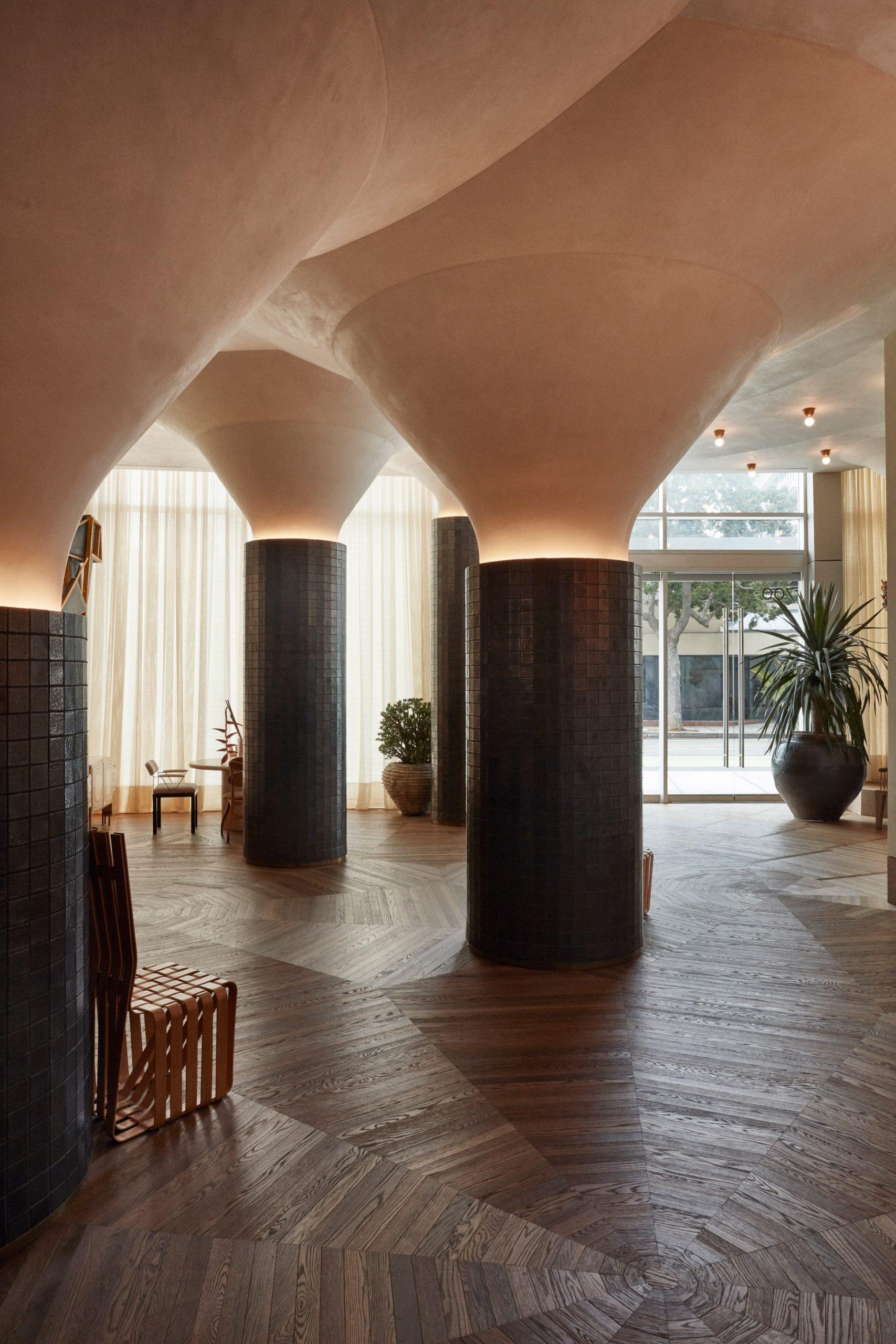 Thiết kế nội thất khách sạn5 sao 2