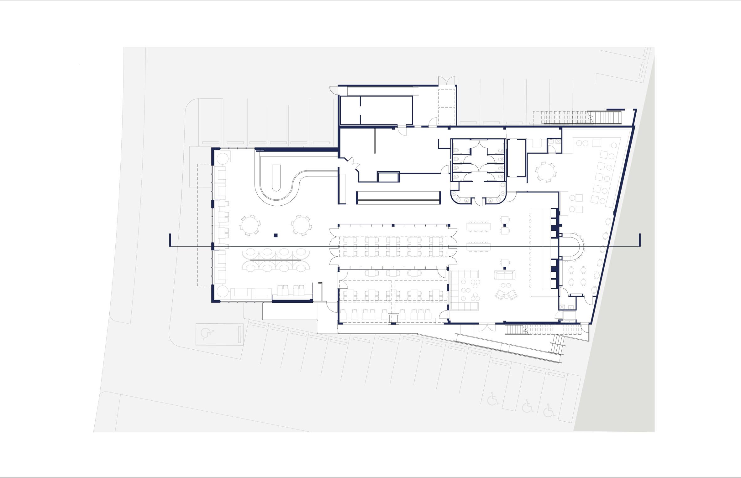 Thiết kếnội thất nhà hàngđẹp 8