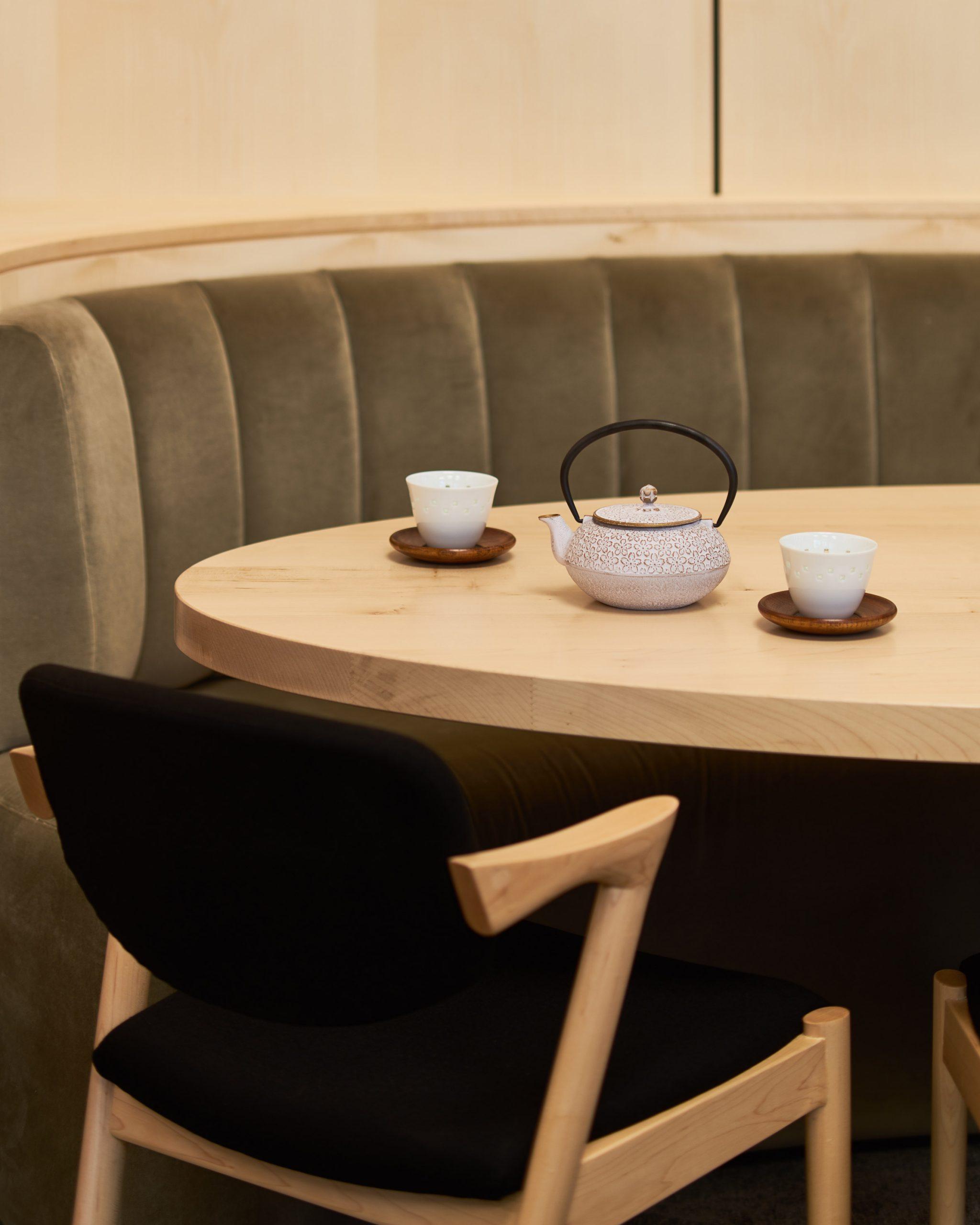 Thiết kế nội thất nhà hàng Nhật Bàn 10