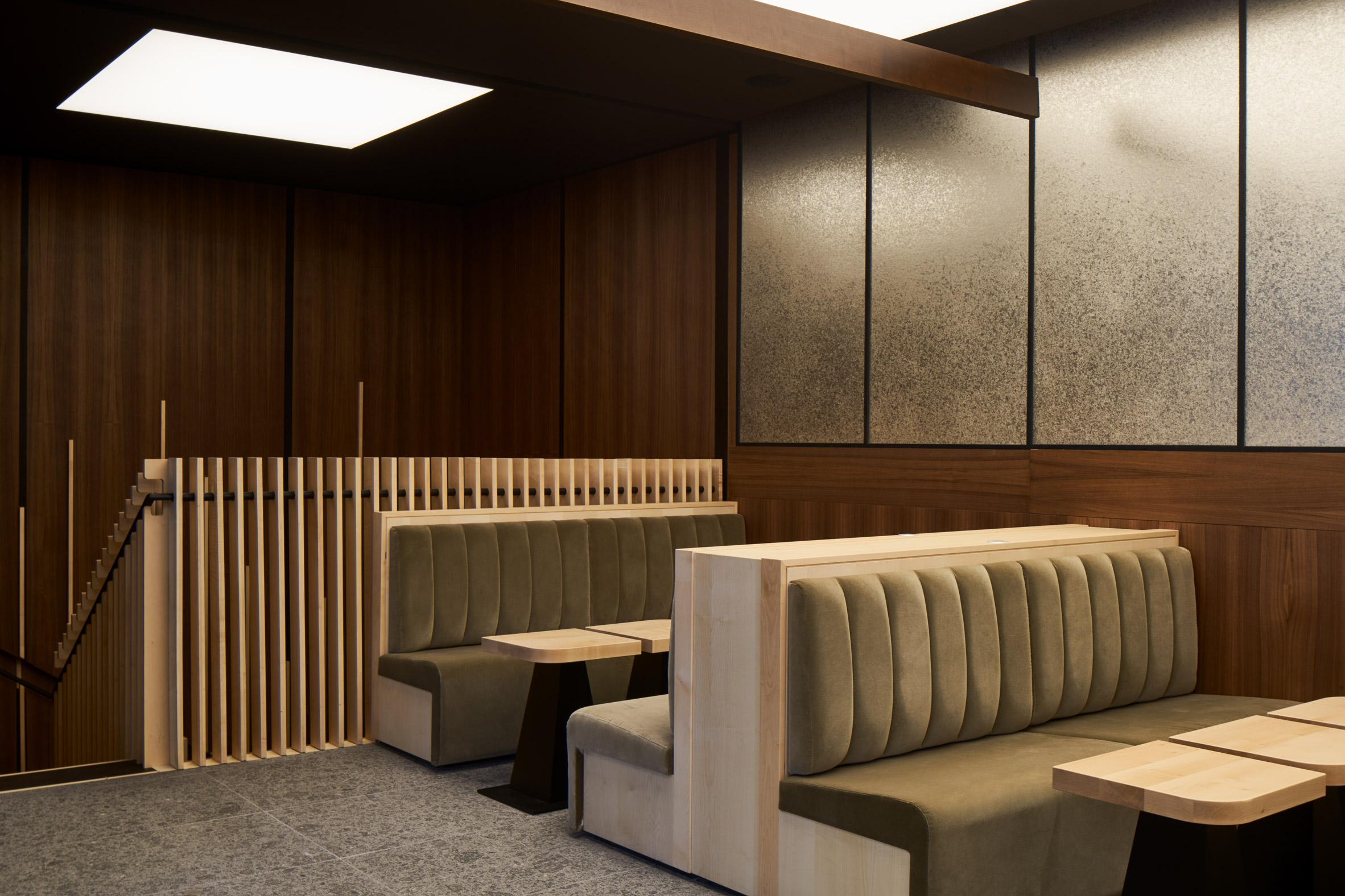 Thiết kế nội thất nhà hàng Nhật Bàn 12