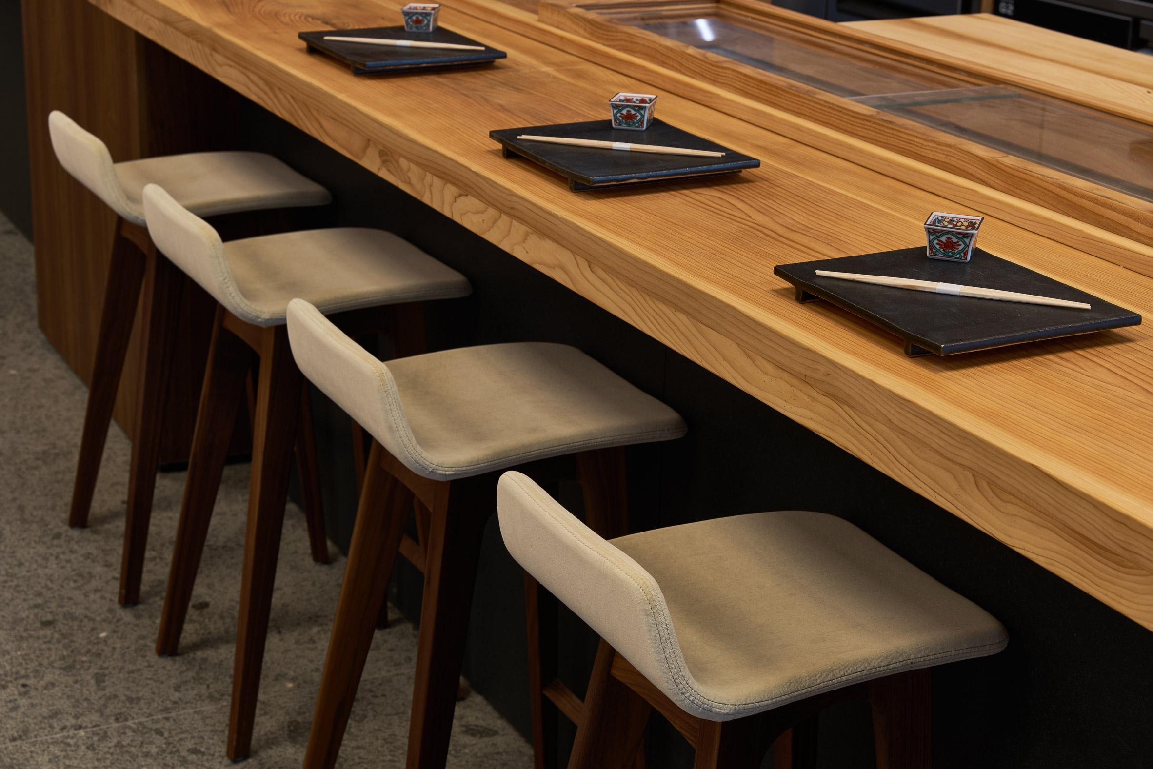 Thiết kế nội thất nhà hàng Nhật Bàn 6