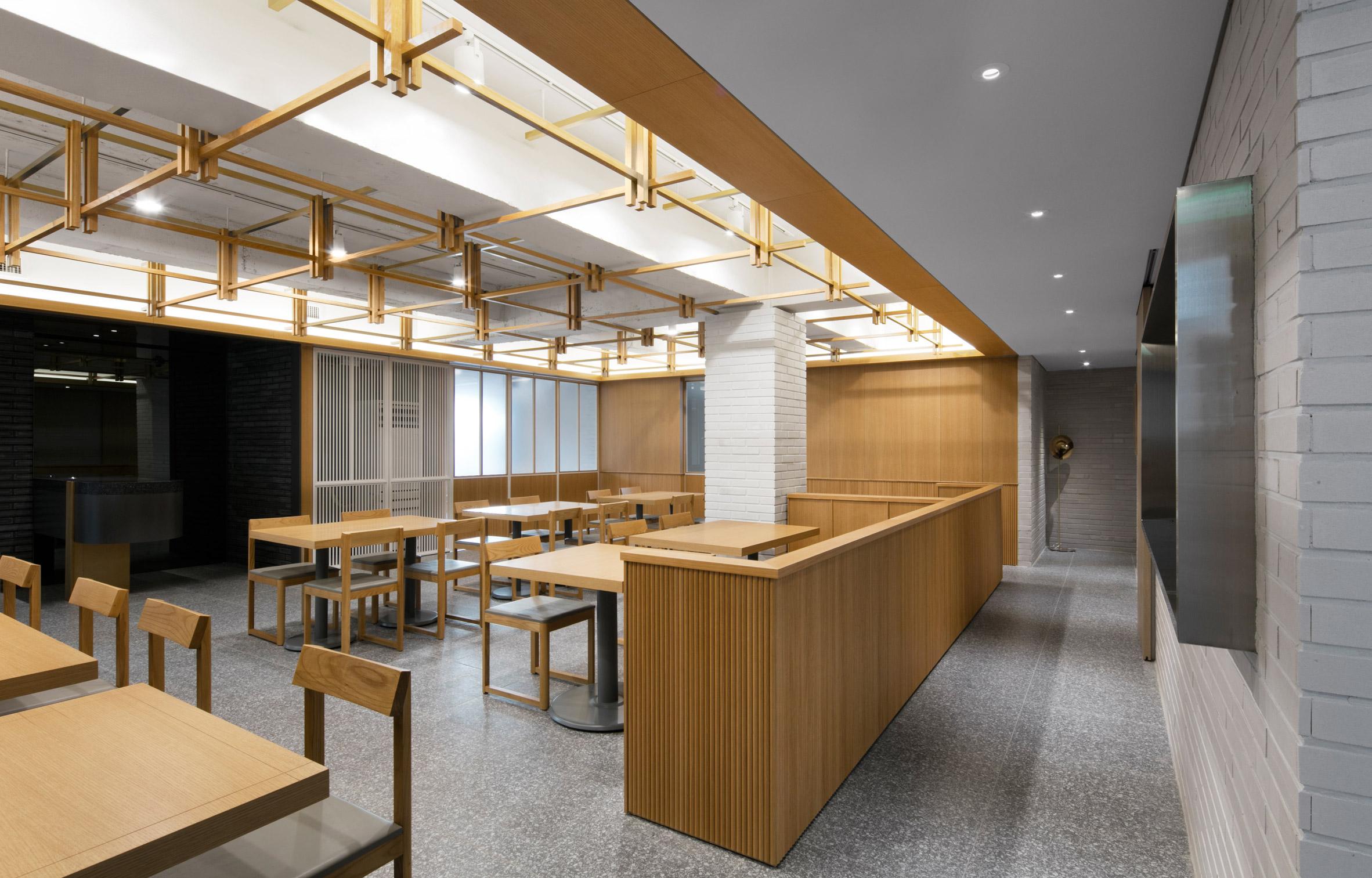Thiết kế nội thất nhà hàng hàn quốc 10