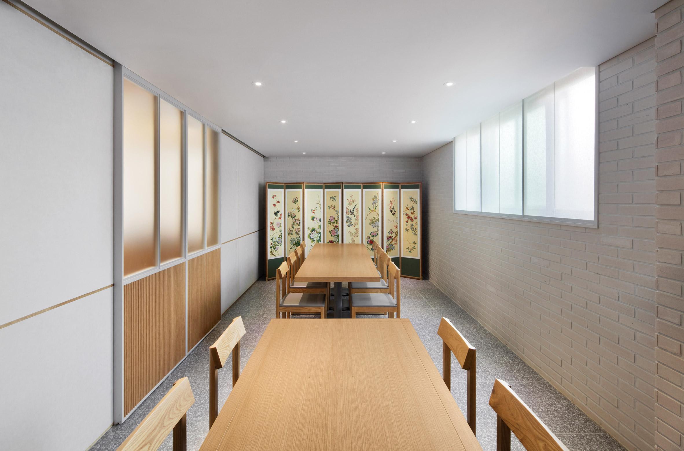 Thiết kế nội thất nhà hàng hàn quốc 14