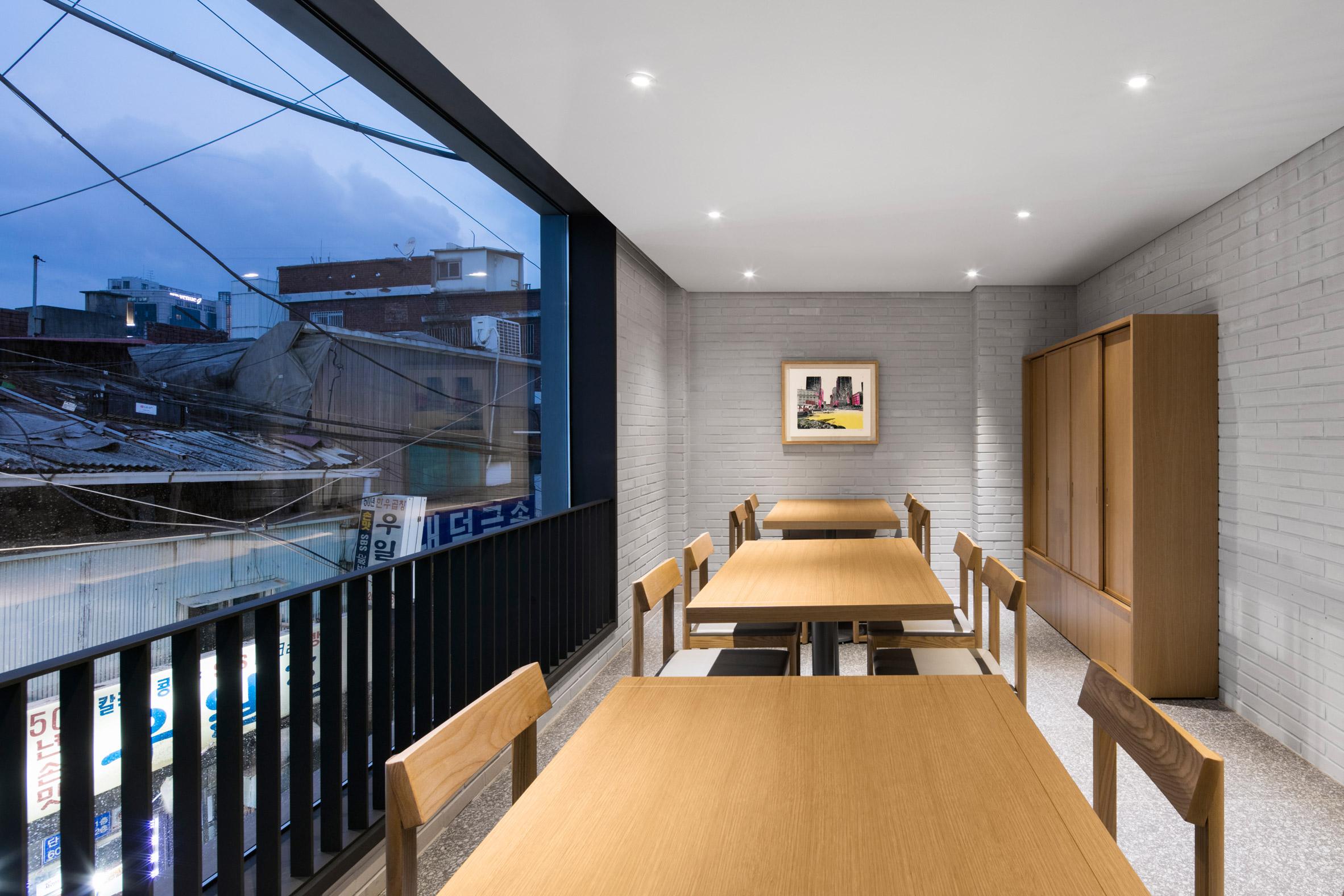 Thiết kế nội thất nhà hàng hàn quốc 15