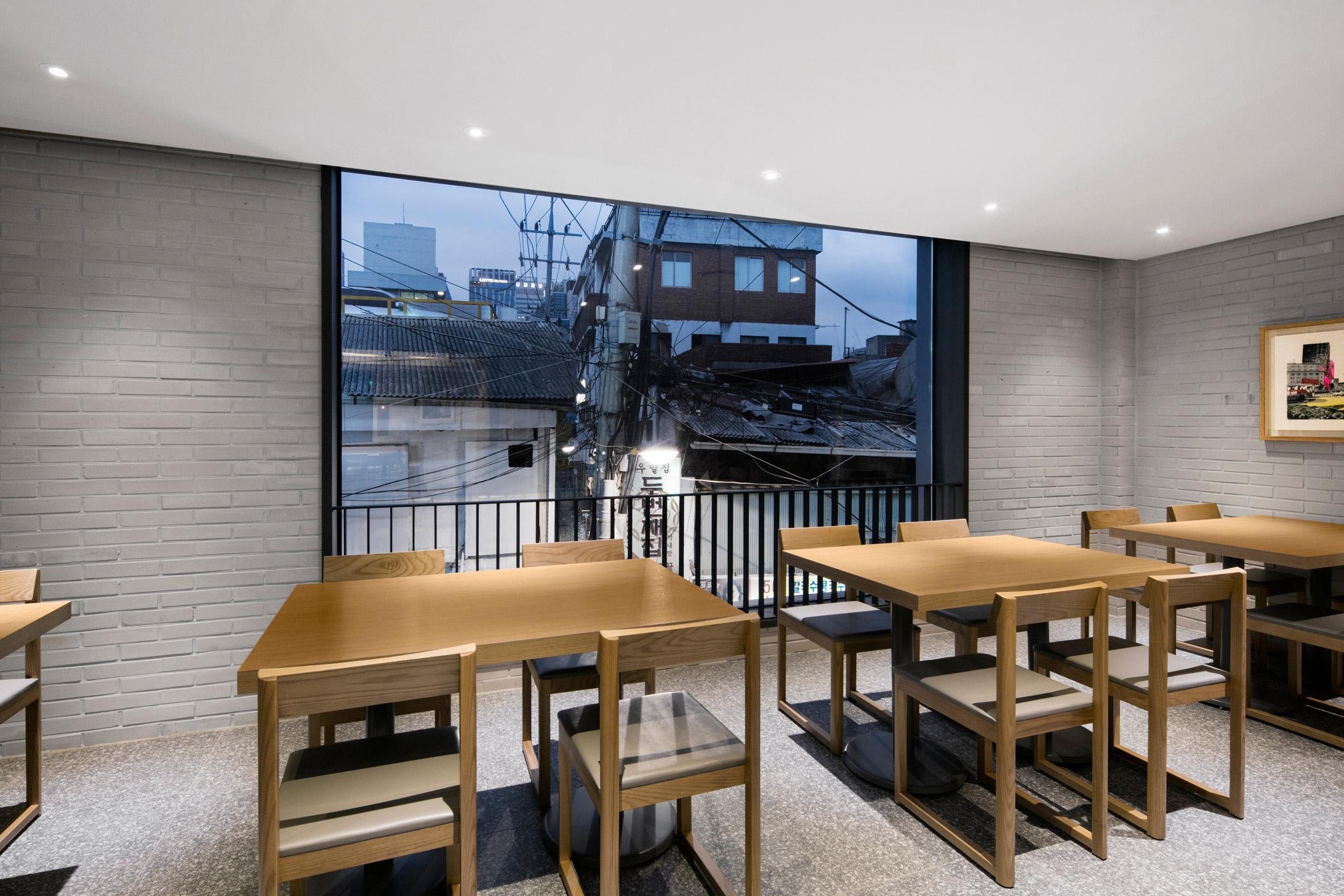 Thiết kế nội thất nhà hàng hàn quốc 16