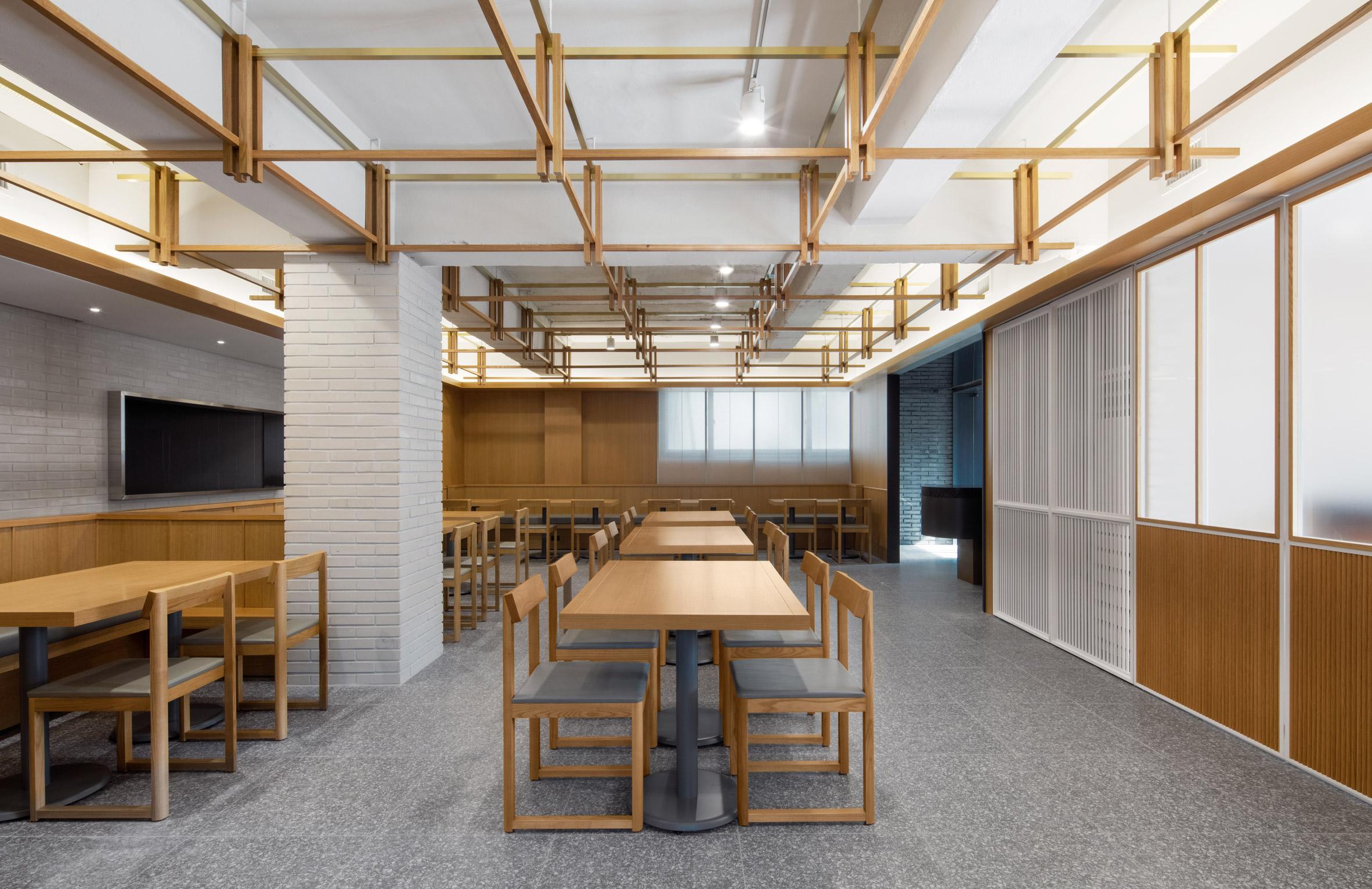 Thiết kế nội thất nhà hàng hàn quốc 6