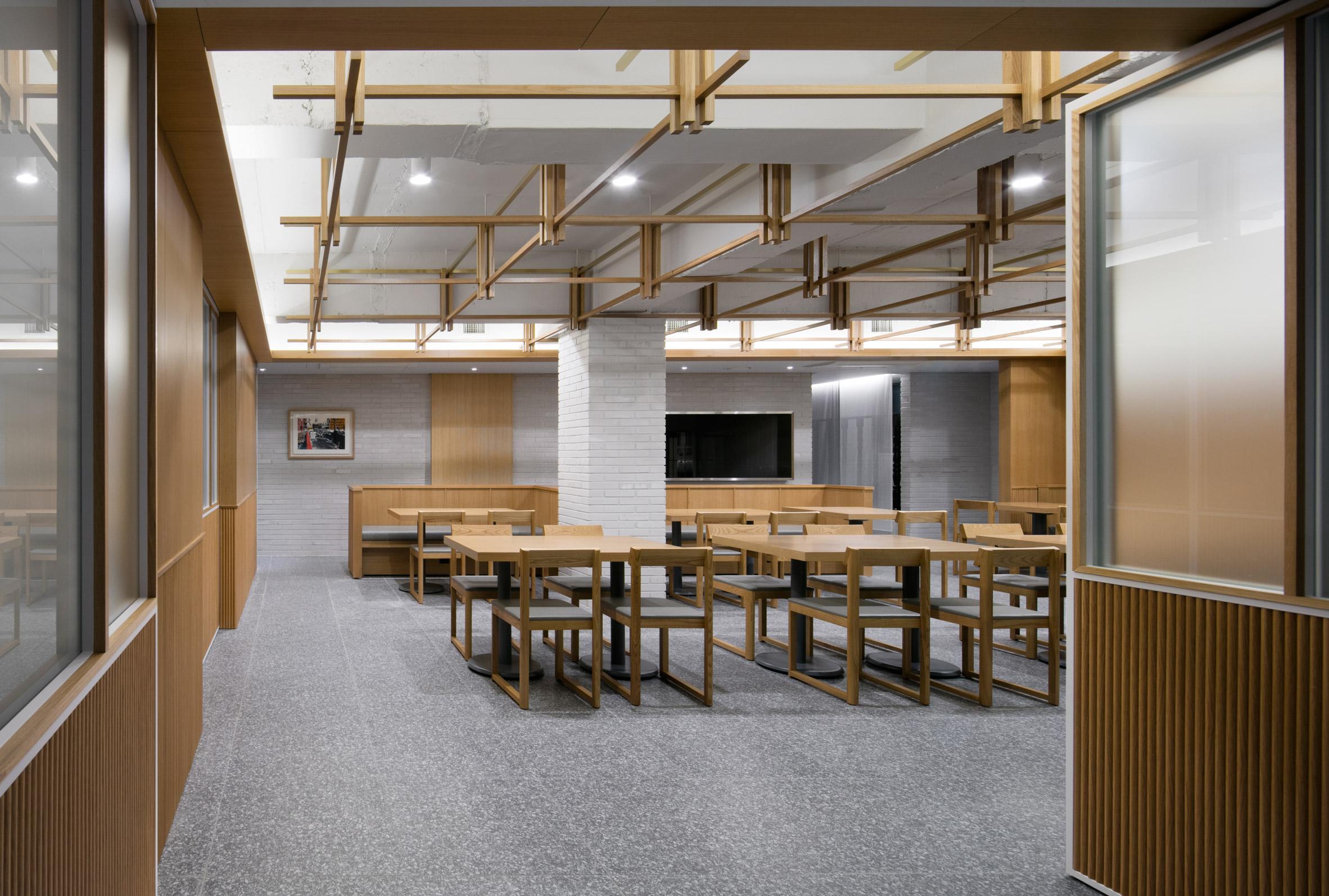 Thiết kế nội thất nhà hàng hàn quốc 9