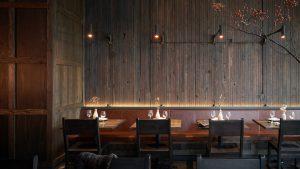 Thiết kếnội thất nhà hànghải sản