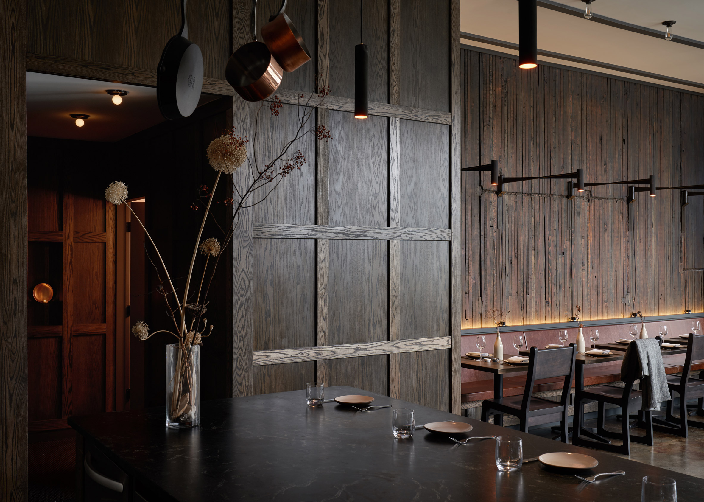 Thiết kếnội thất nhà hànghải sản 1