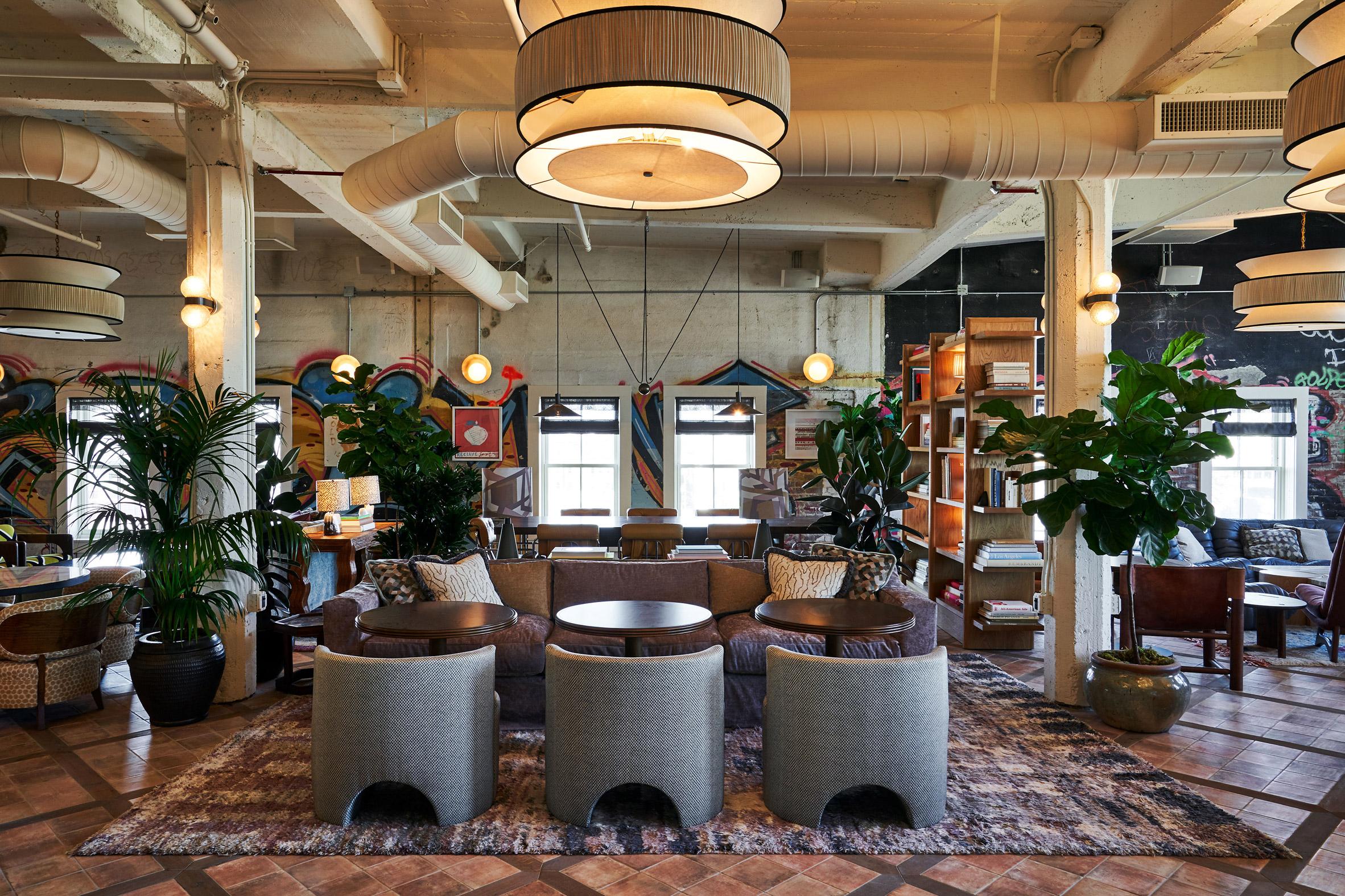 Thiết kế nội thất nhà hàng khách sạn 1
