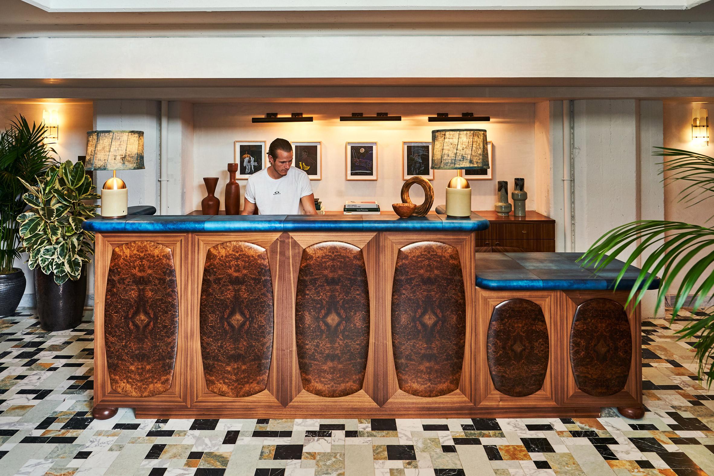 Thiết kế nội thất nhà hàng khách sạn 15