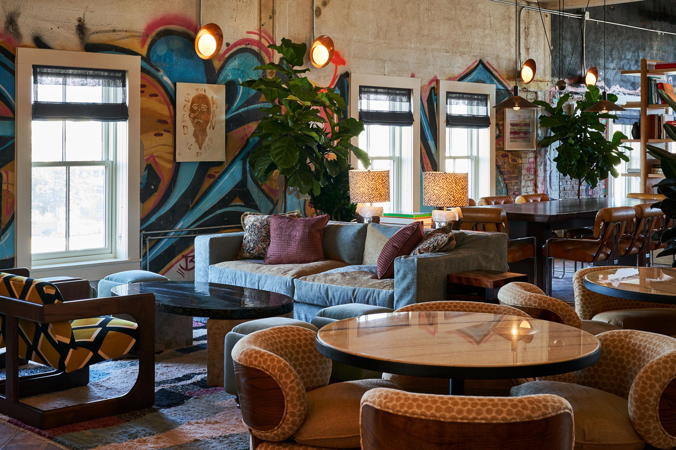 Thiết kế nội thất nhà hàng khách sạn 2