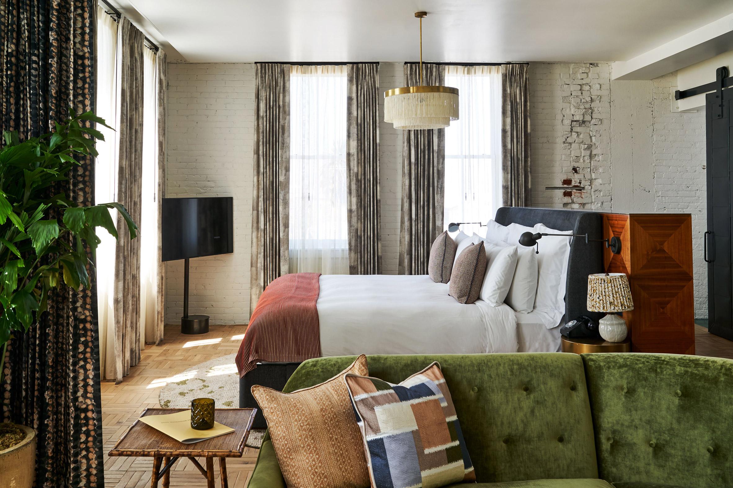 Thiết kế nội thất nhà hàng khách sạn 5