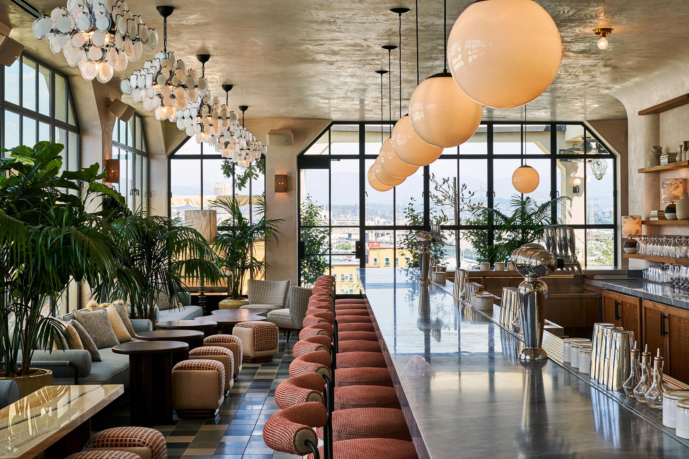 Thiết kế nội thất nhà hàng khách sạn 7