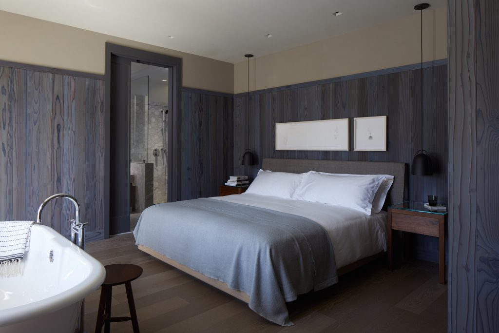 Thiết kế nội thất phòng ngủ khách sạn 10