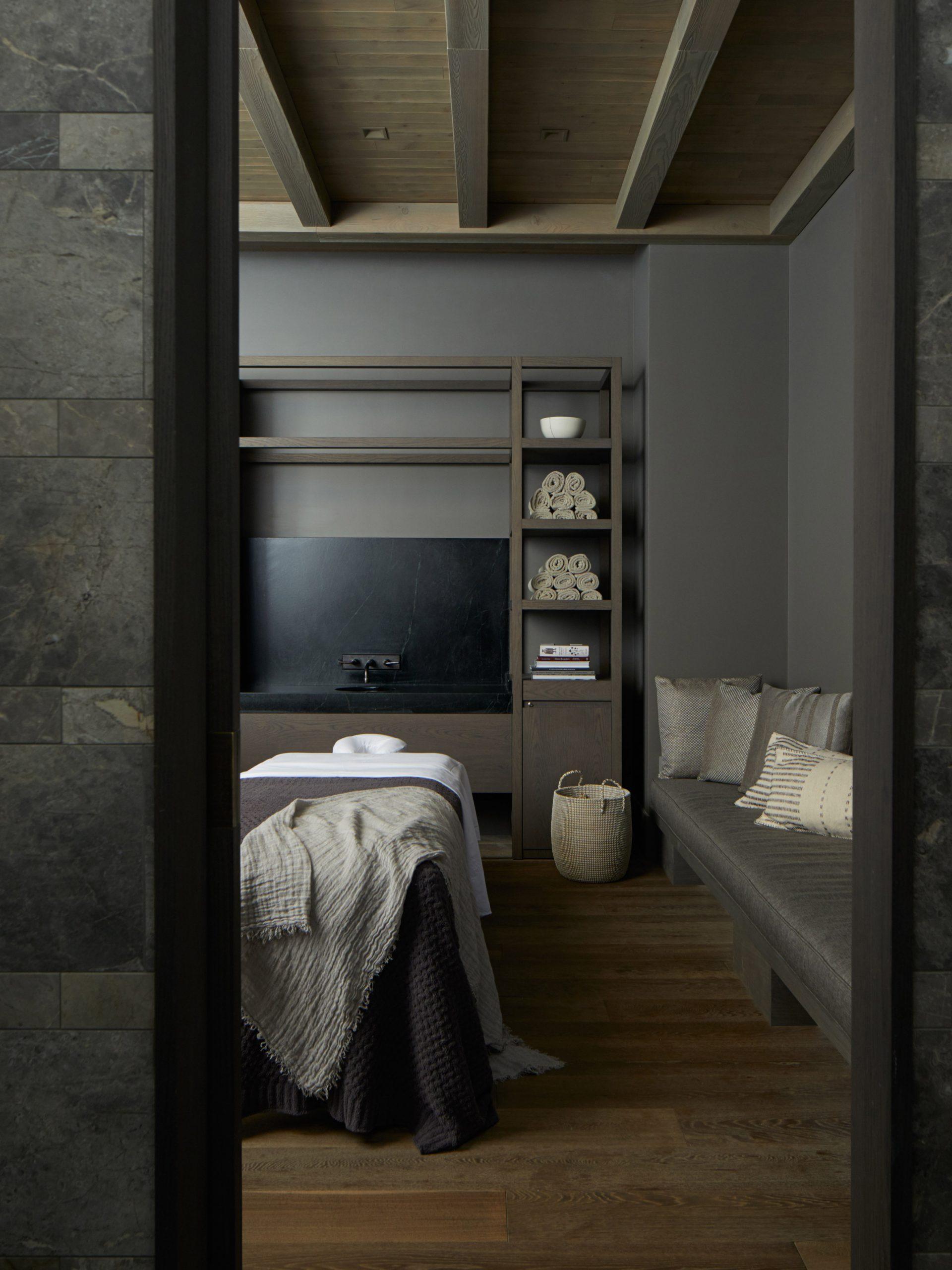 Thiết kế nội thất phòng ngủ khách sạn 5
