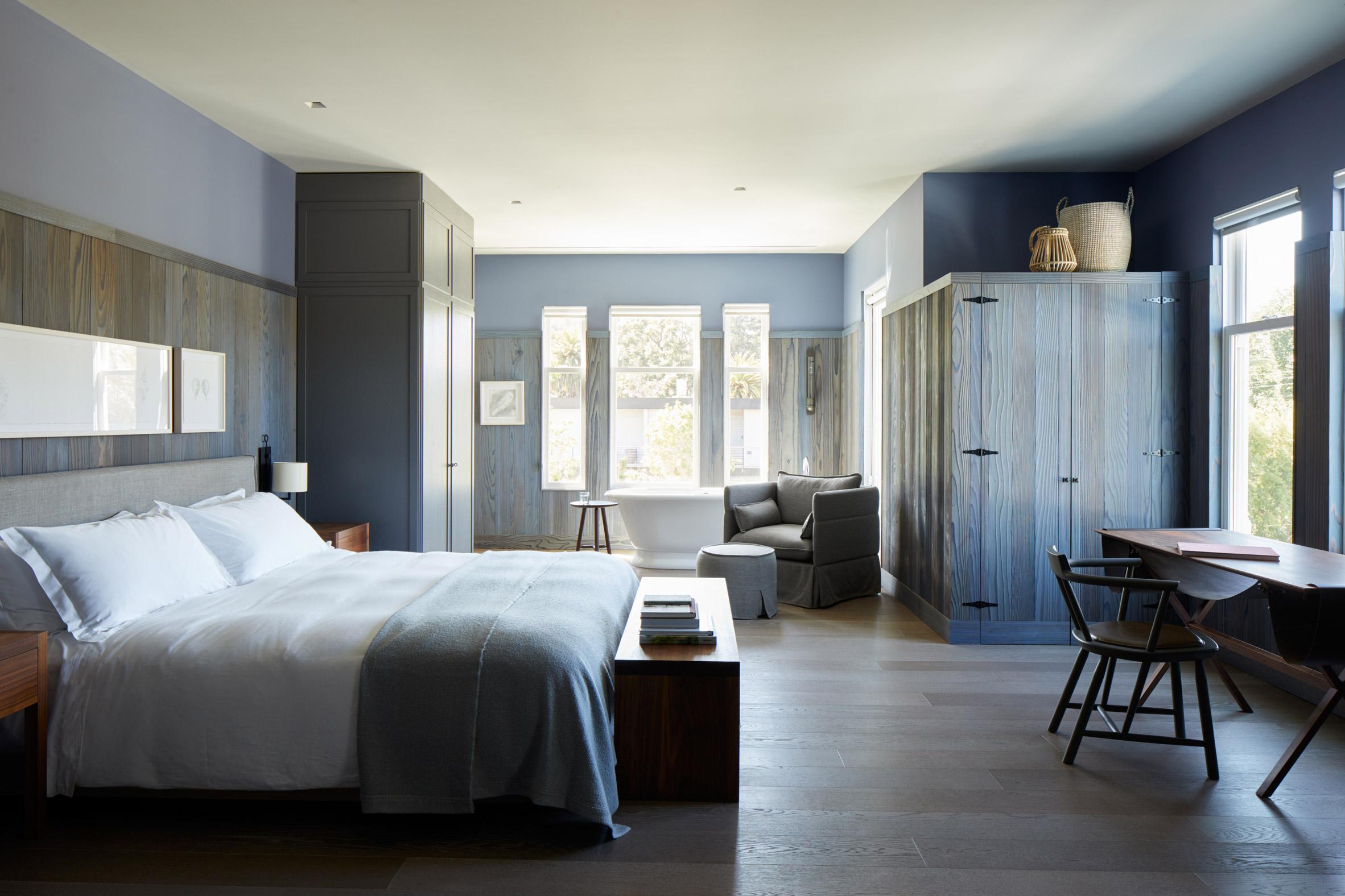 Thiết kế nội thất phòng ngủ khách sạn 8
