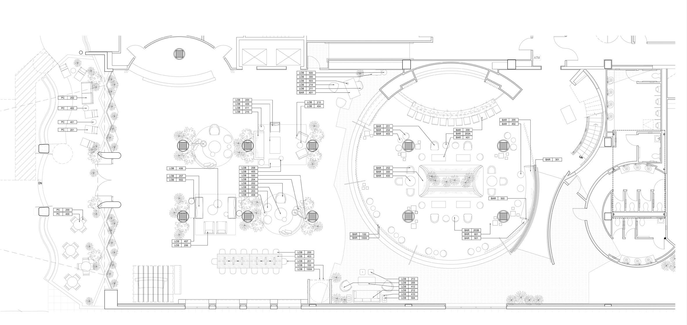 Thiết kế quán cà phê 6