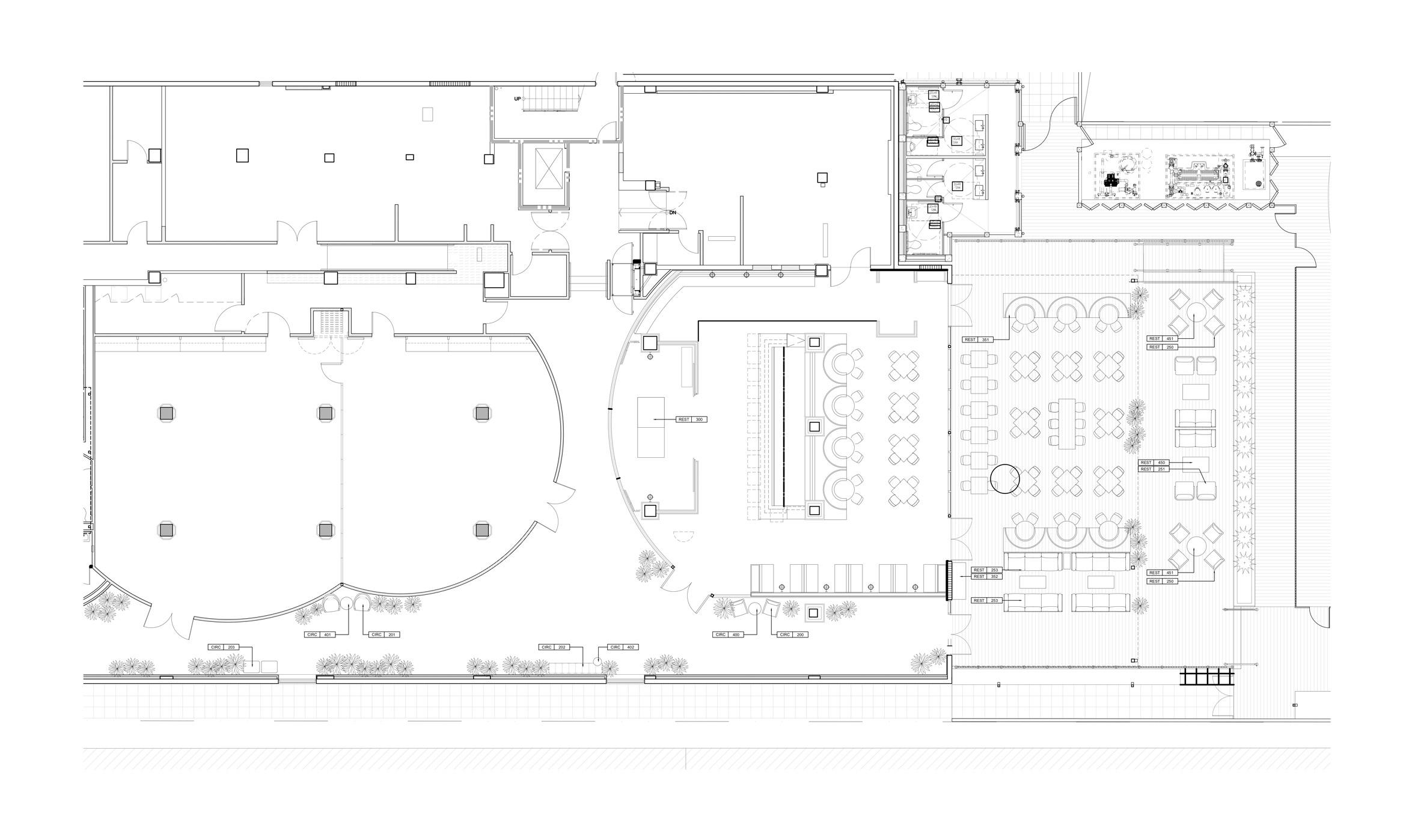Thiết kế quán cà phê 7