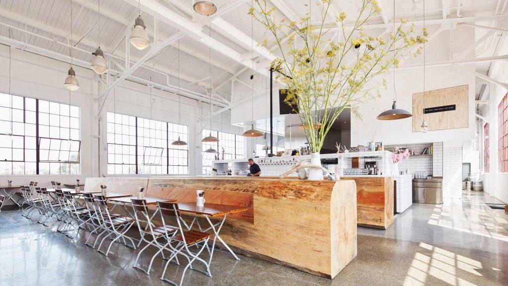 Thiết kế quán cafe80m2