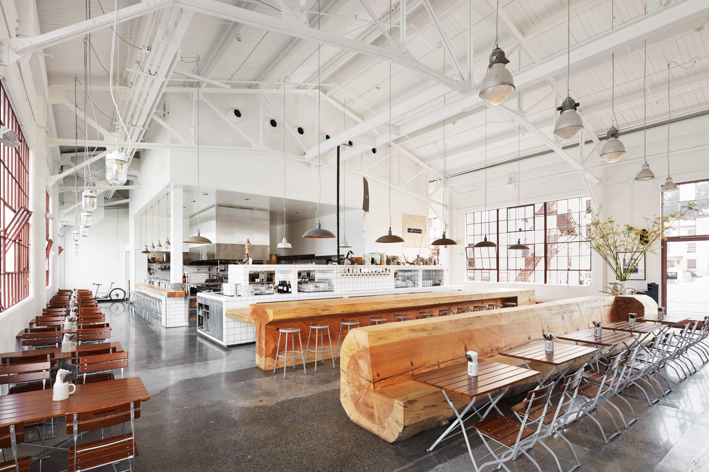 Thiết kế quán cafe80m2 1