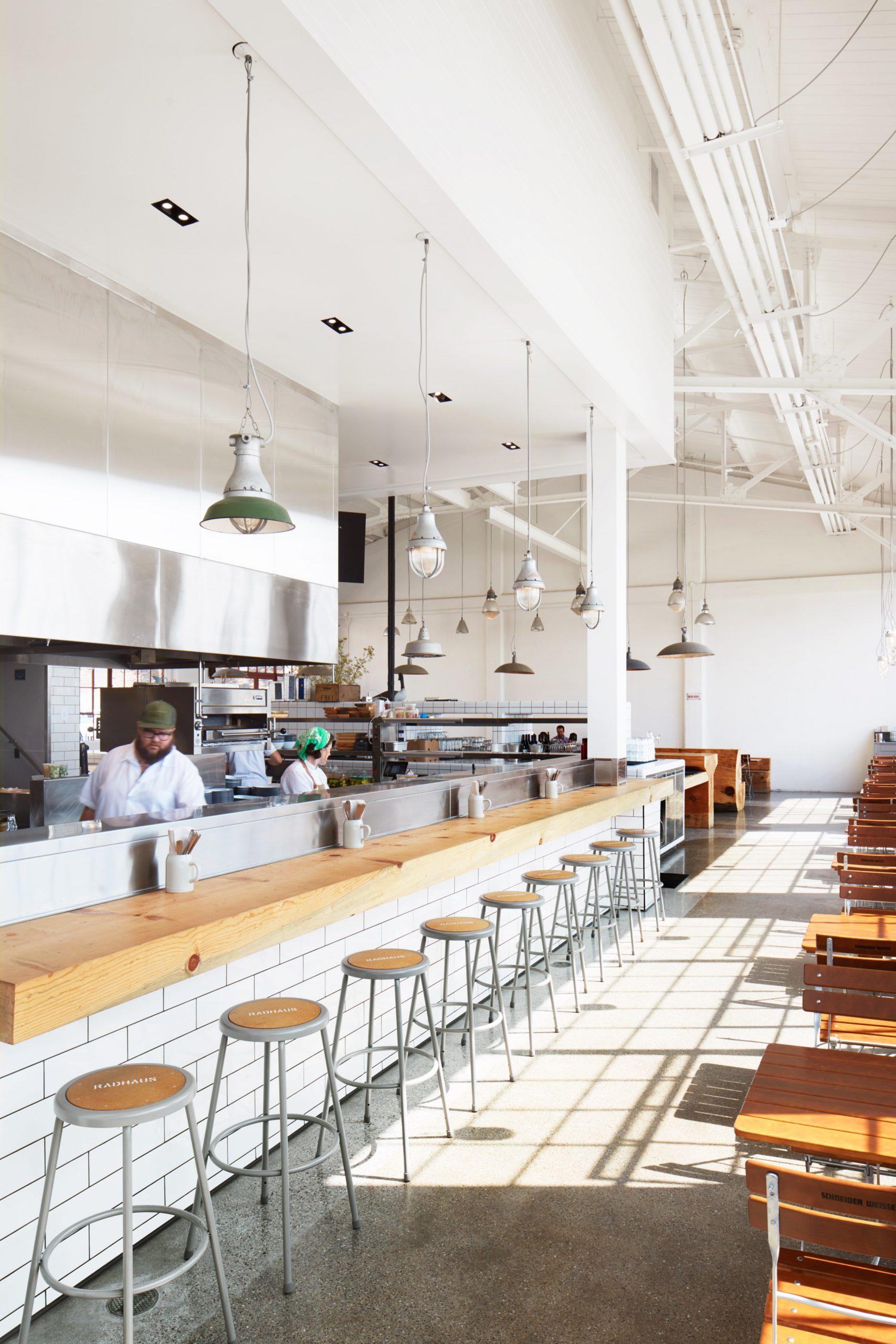Thiết kế quán cafe80m2 7
