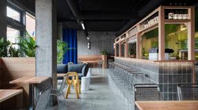 Tìm hiểu ngôn ngữ thiết kế quán cafeacoustic theo phong cách Bắc Âu