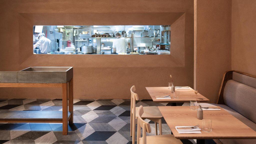 Thiết kế quán cafebằng gỗ
