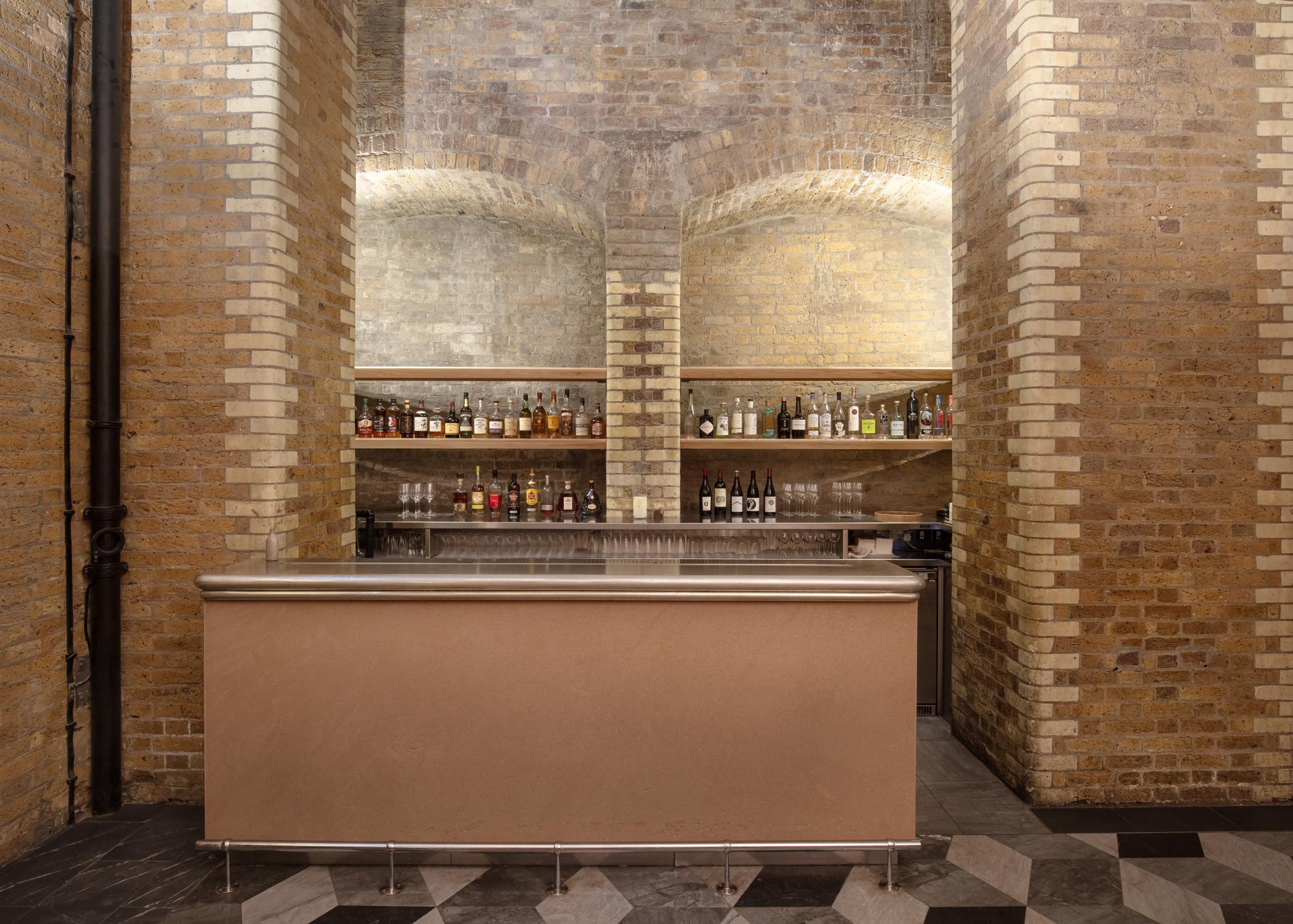 Thiết kế quán cafebằng gỗ 14
