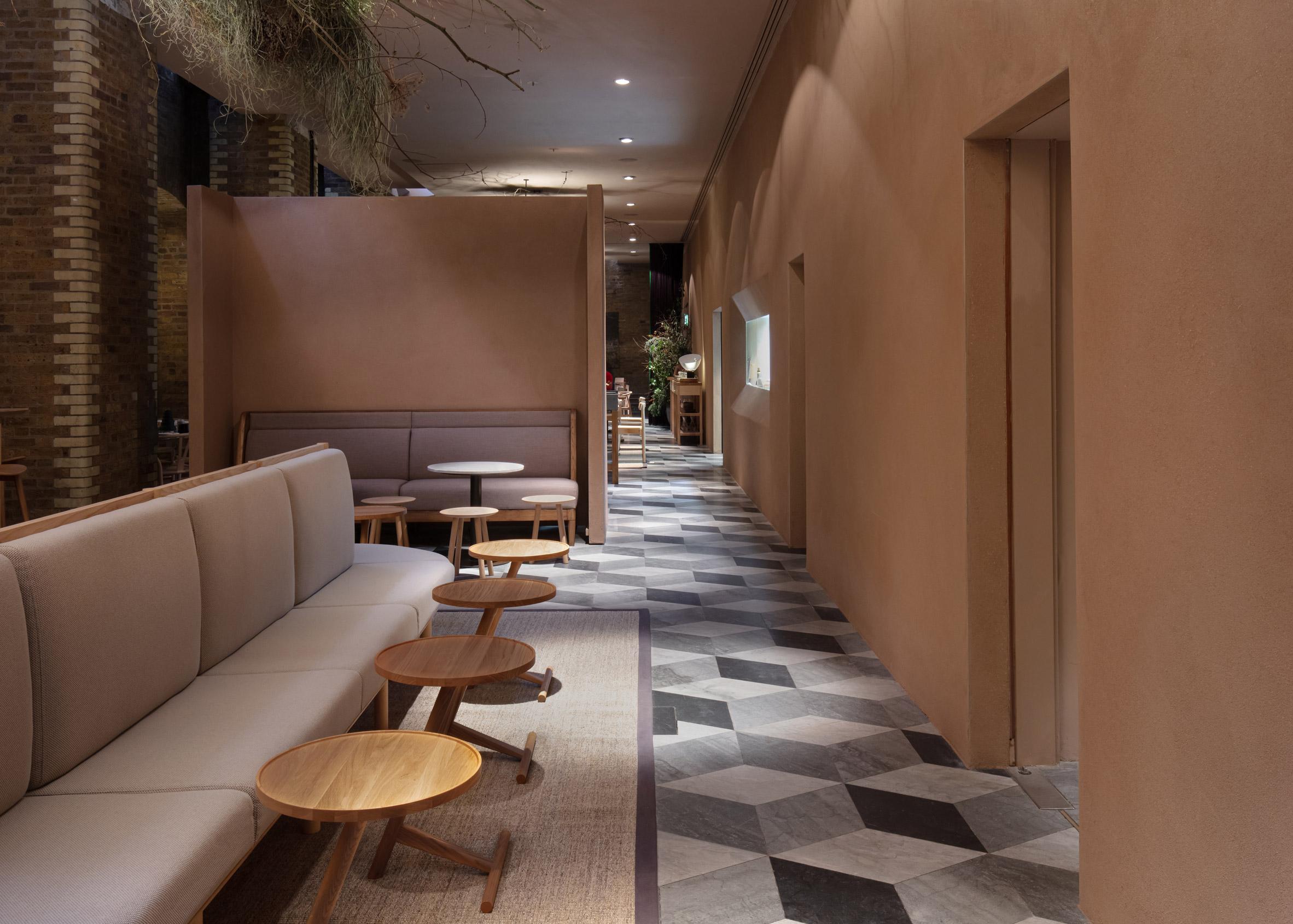 Thiết kế quán cafebằng gỗ 7