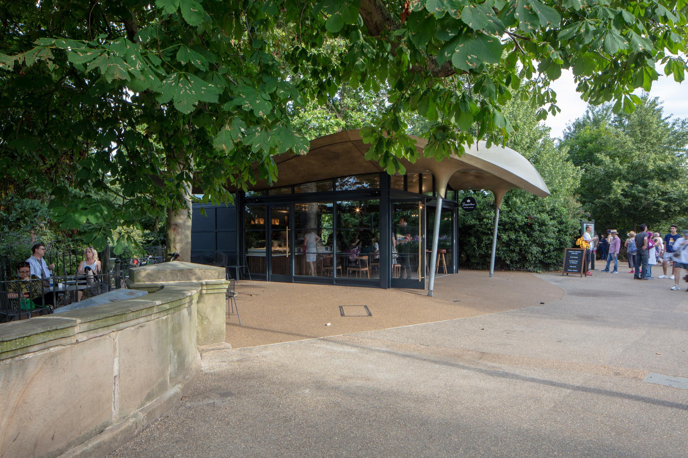 Thiết kế quán cafecóc 11