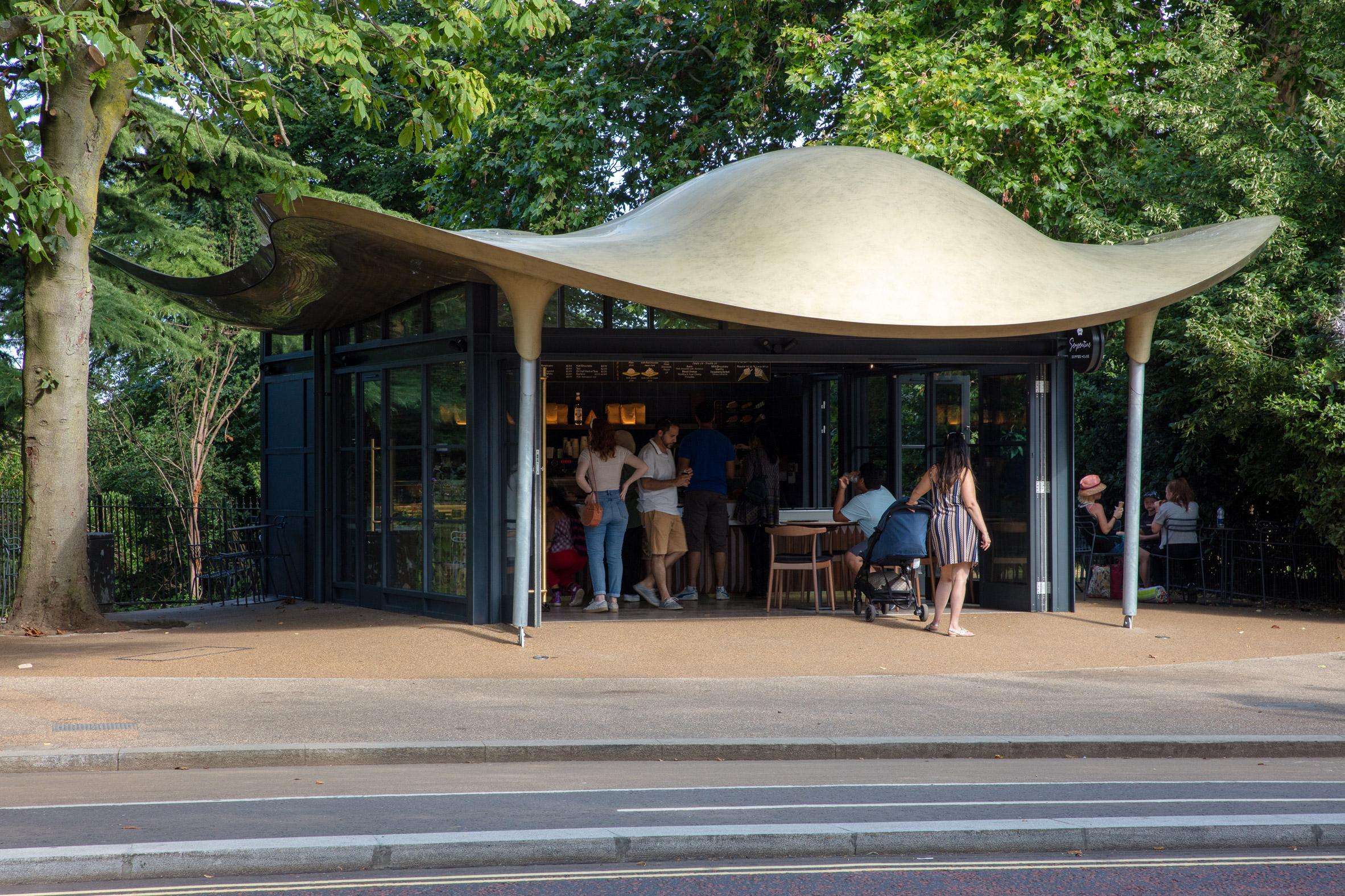 Thiết kế quán cafecóc 2