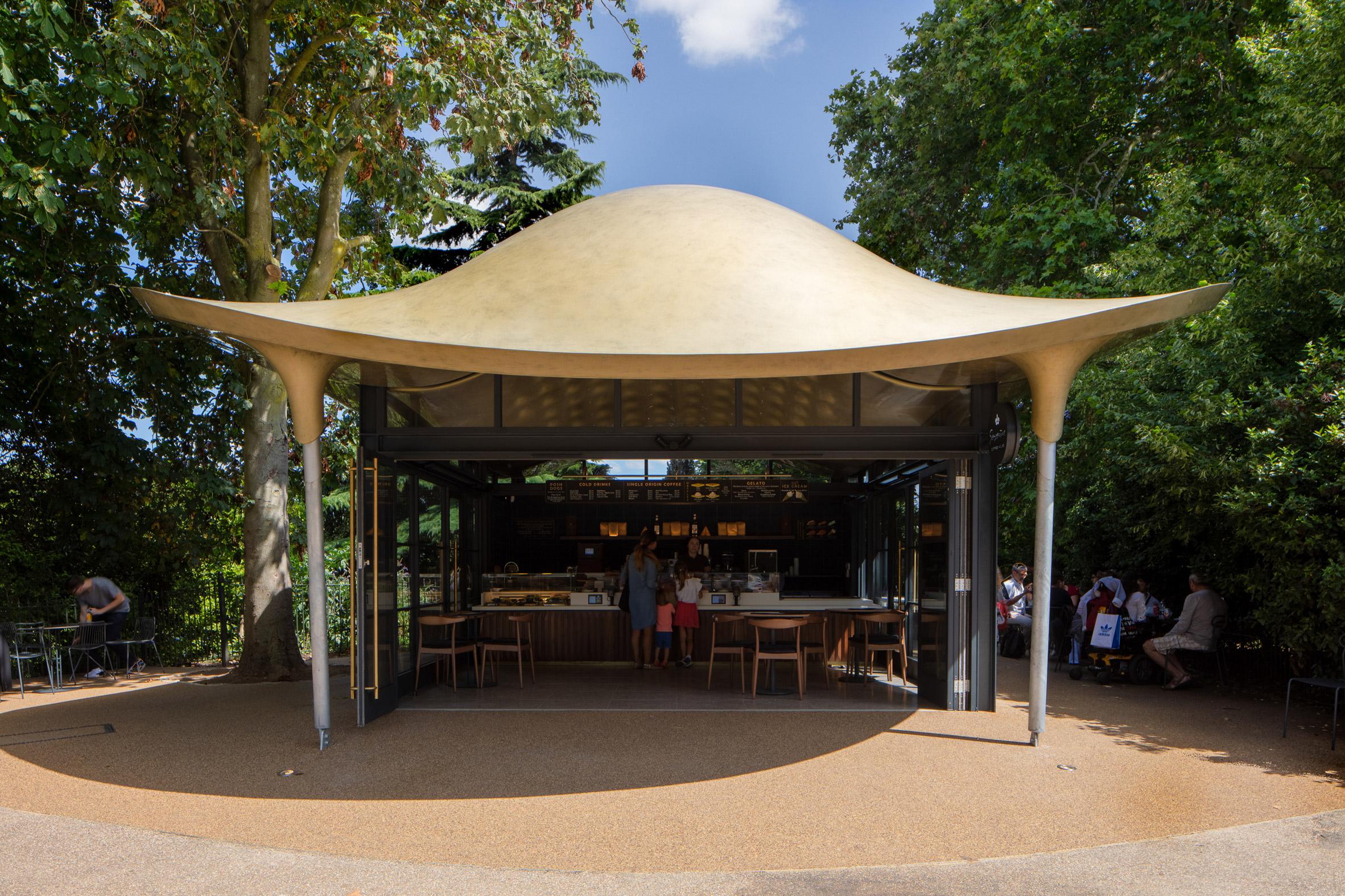 Thiết kế quán cafecóc 3