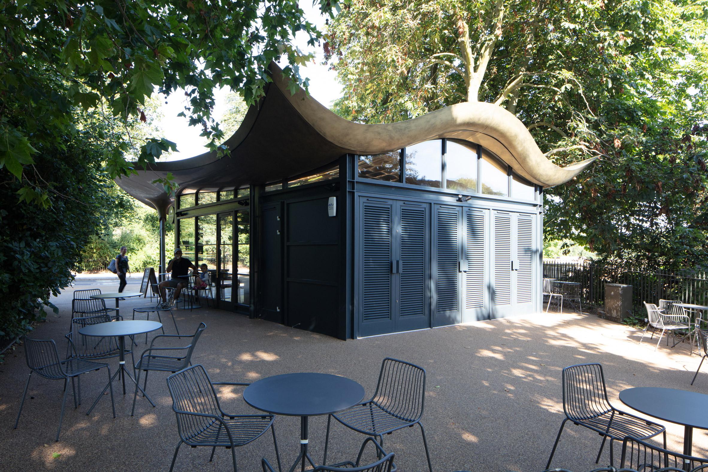 Thiết kế quán cafecóc 6