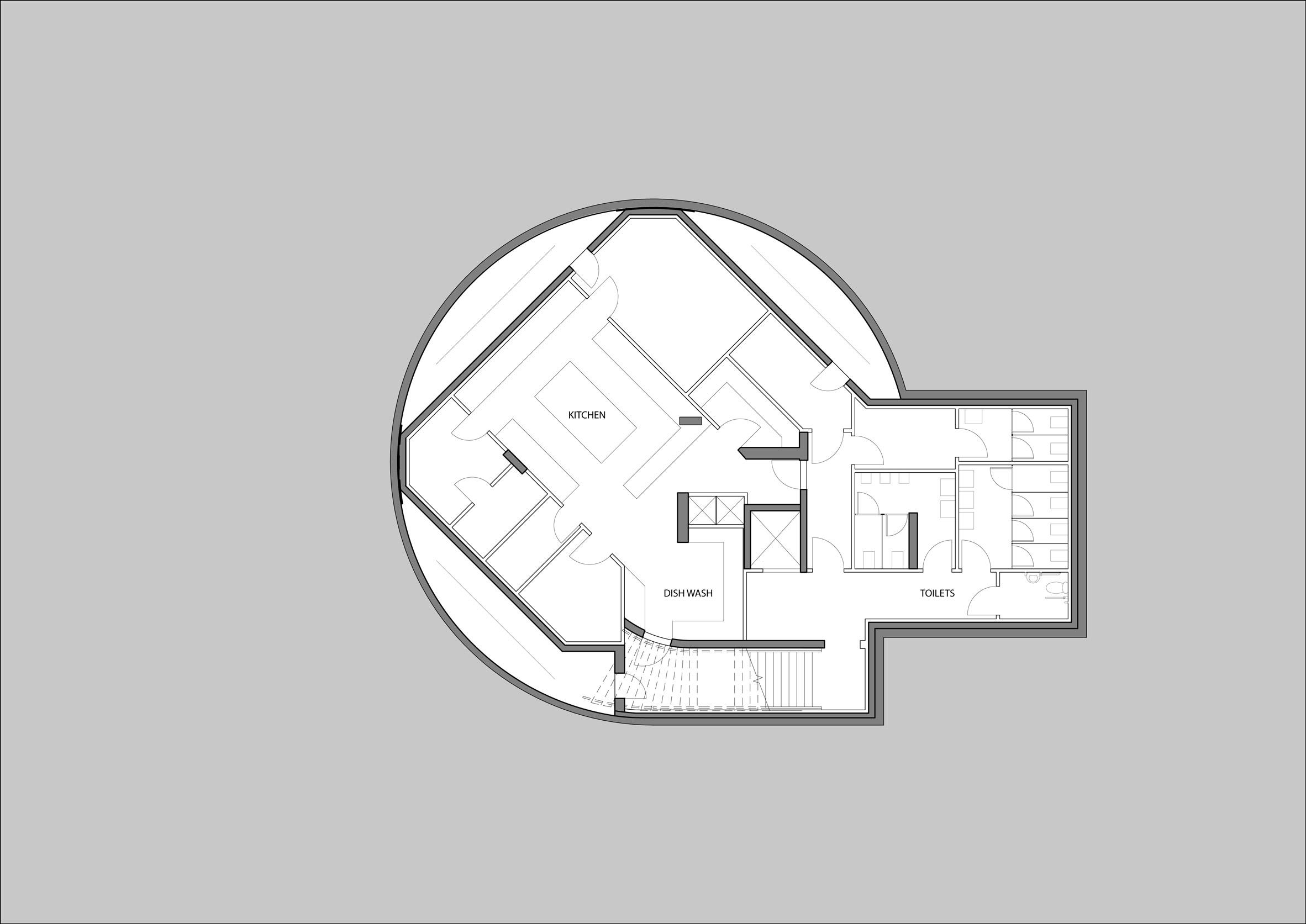 Thiết kế quán cafehiện đại 9