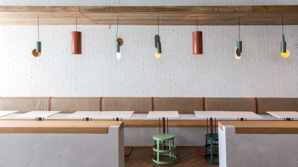 Thiết kế quán cafenhà ống