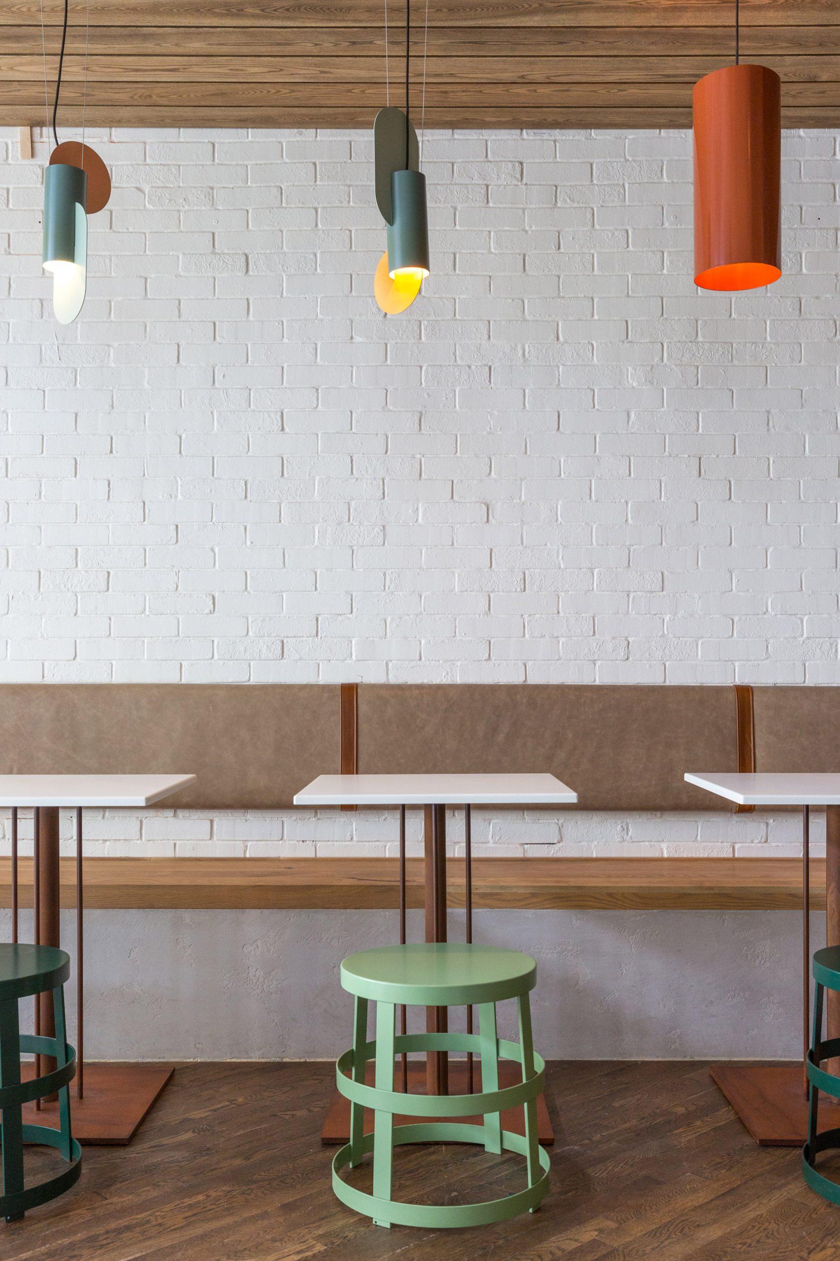 Thiết kế quán cafenhà ống 10