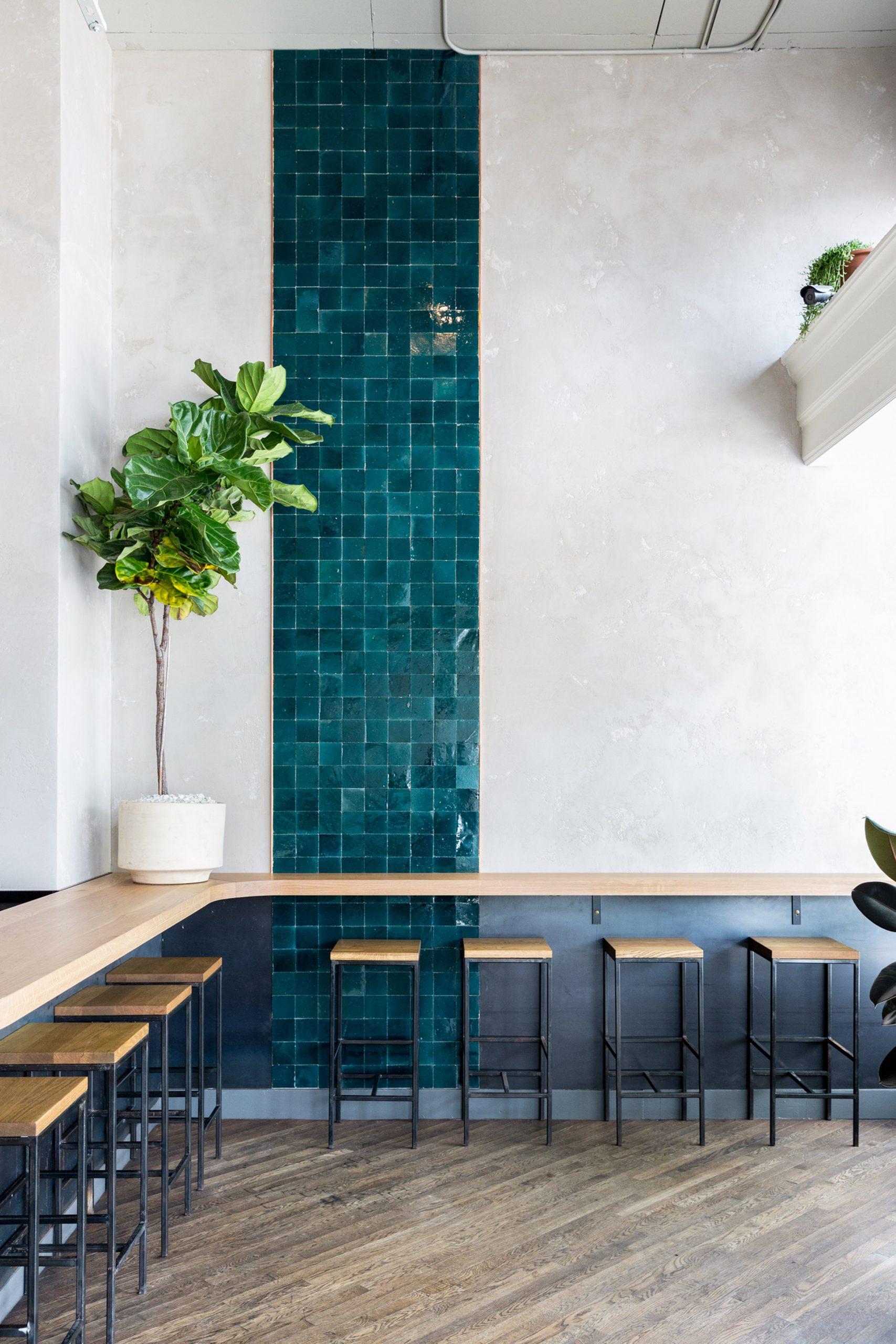 Thiết kế quán cafenhà ống 11