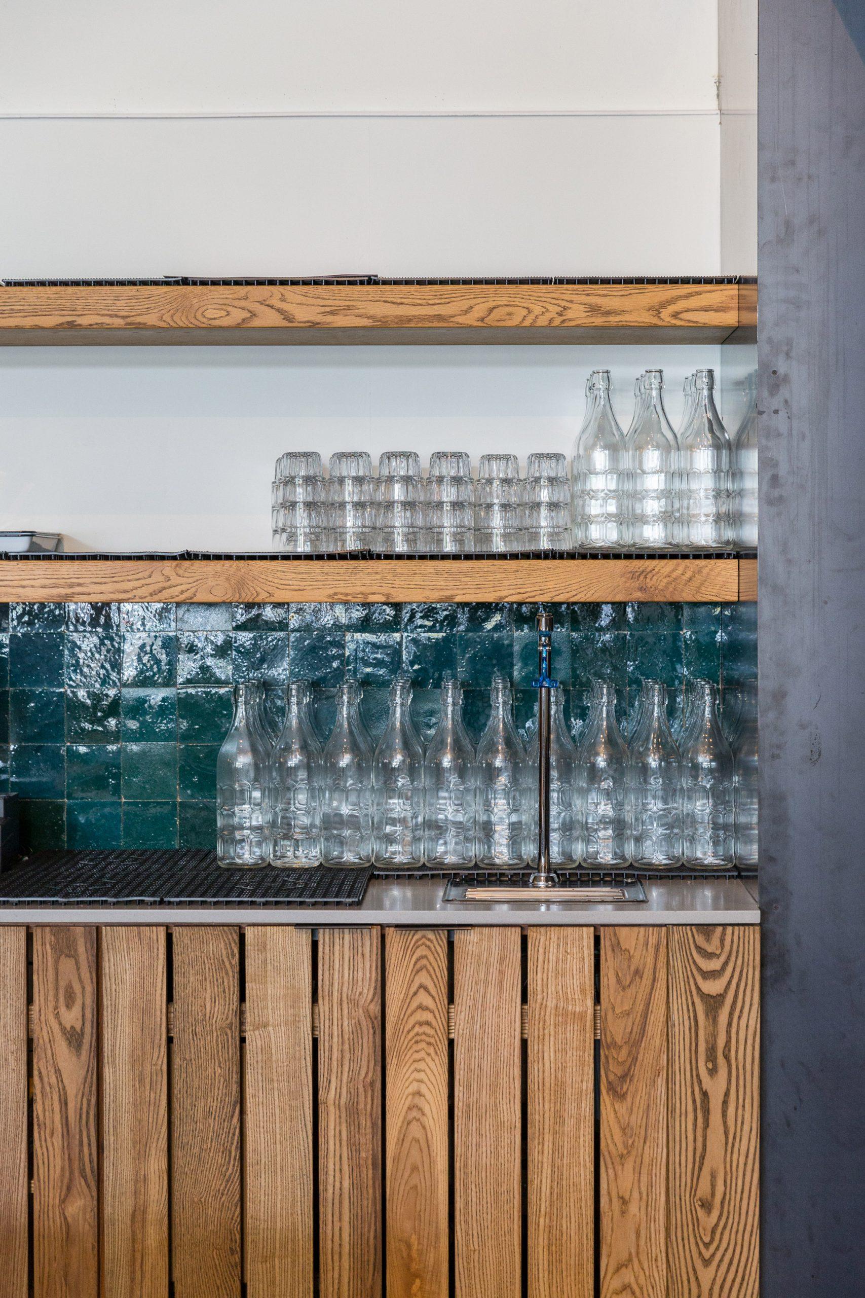 Thiết kế quán cafenhà ống 12