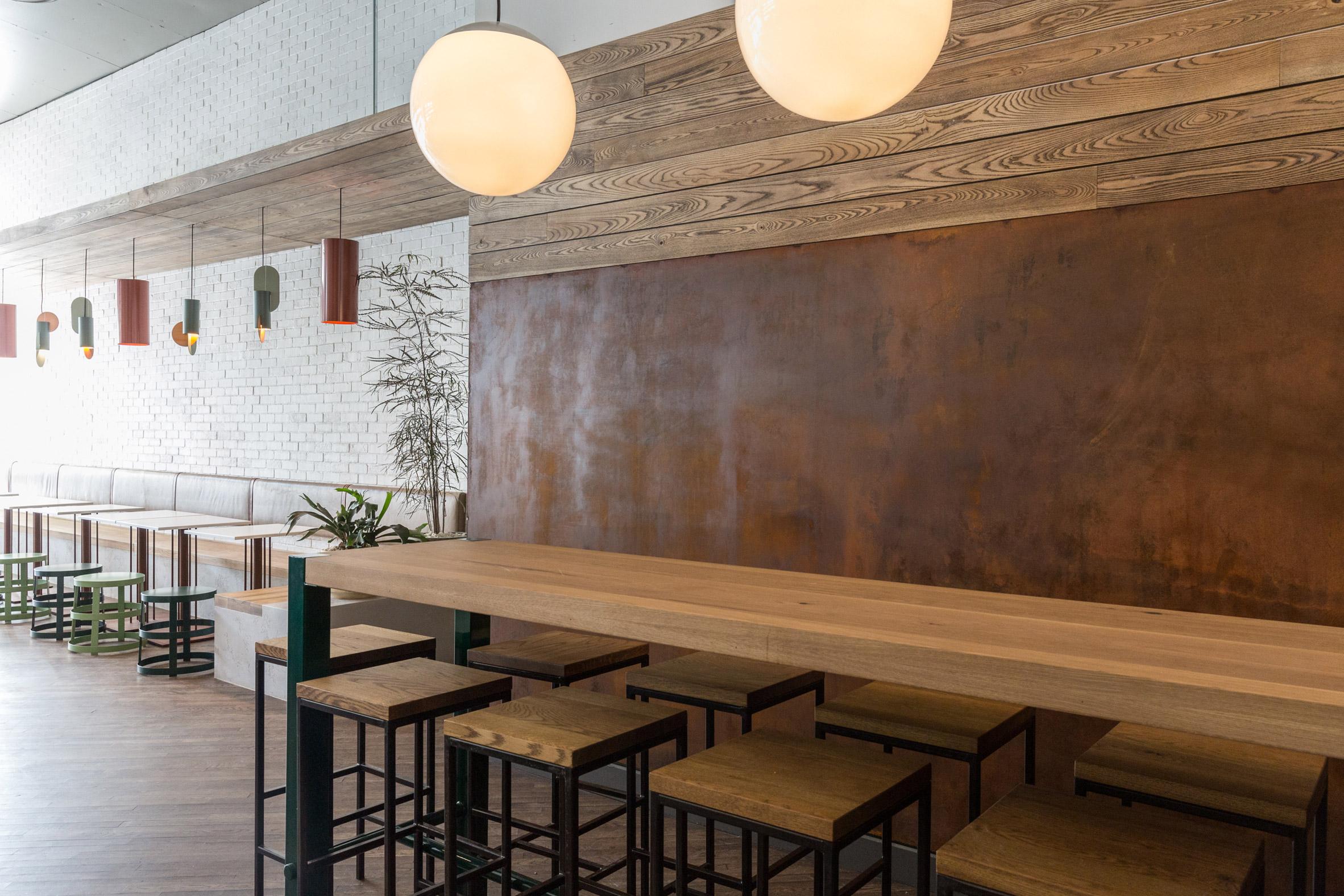 Thiết kế quán cafenhà ống 15