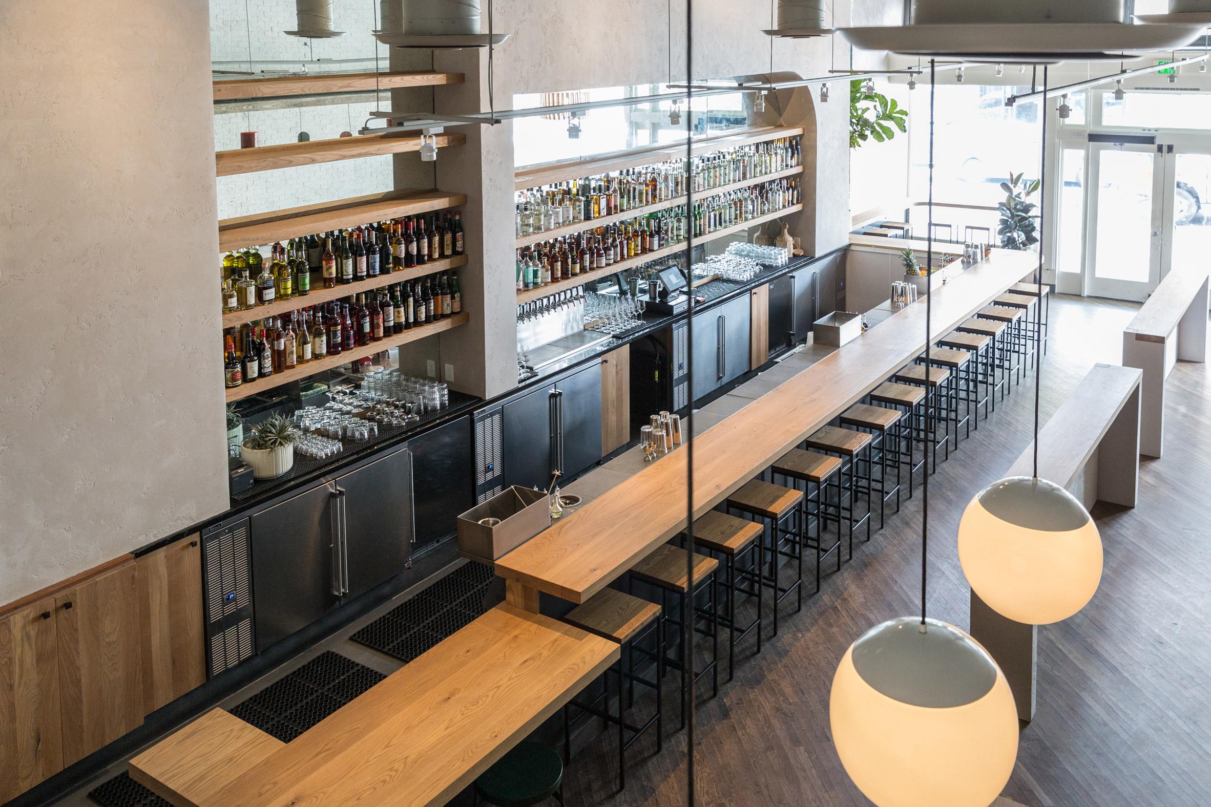 Thiết kế quán cafenhà ống 16