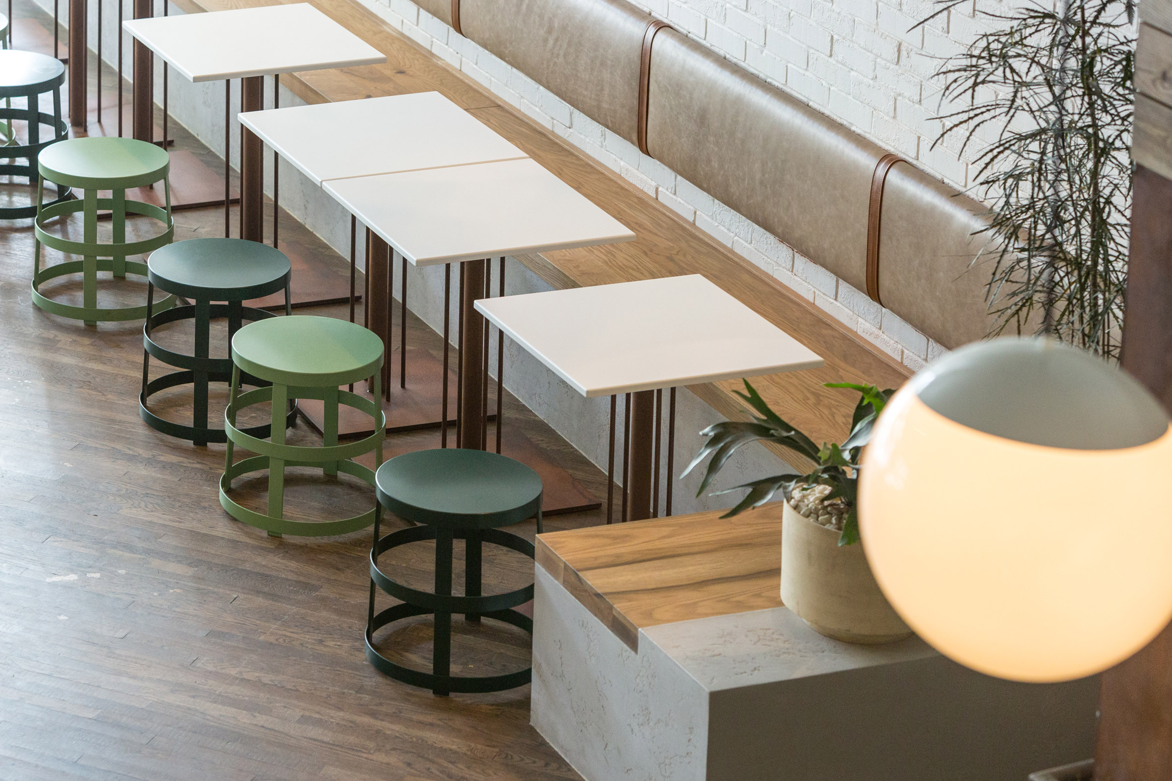 Thiết kế quán cafenhà ống 17