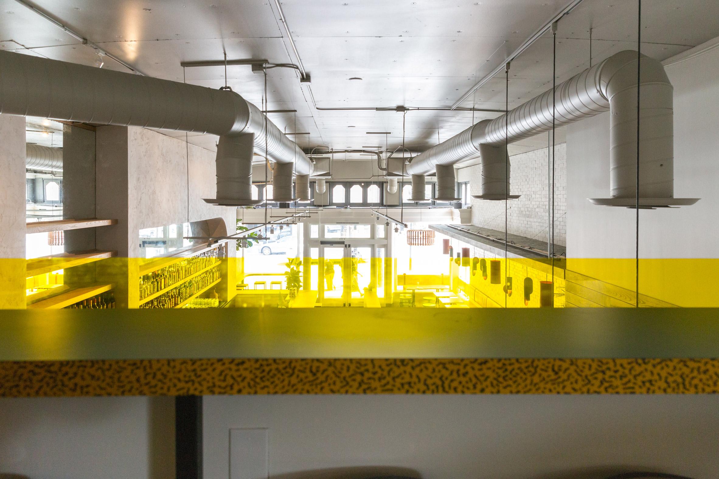 Thiết kế quán cafenhà ống 18