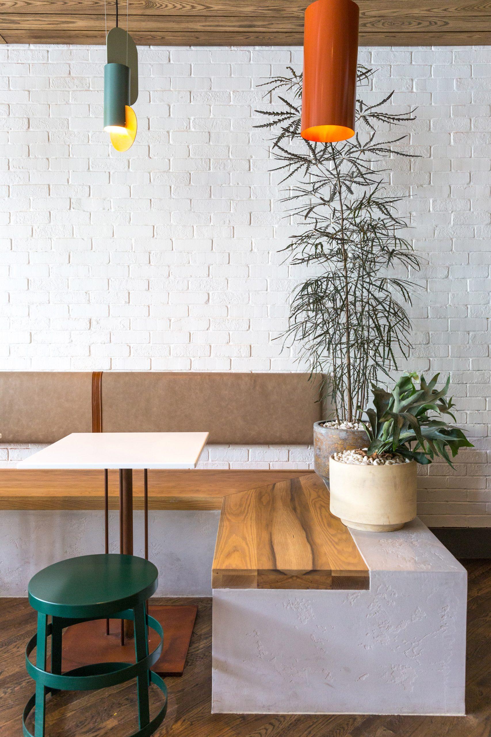 Thiết kế quán cafenhà ống 2