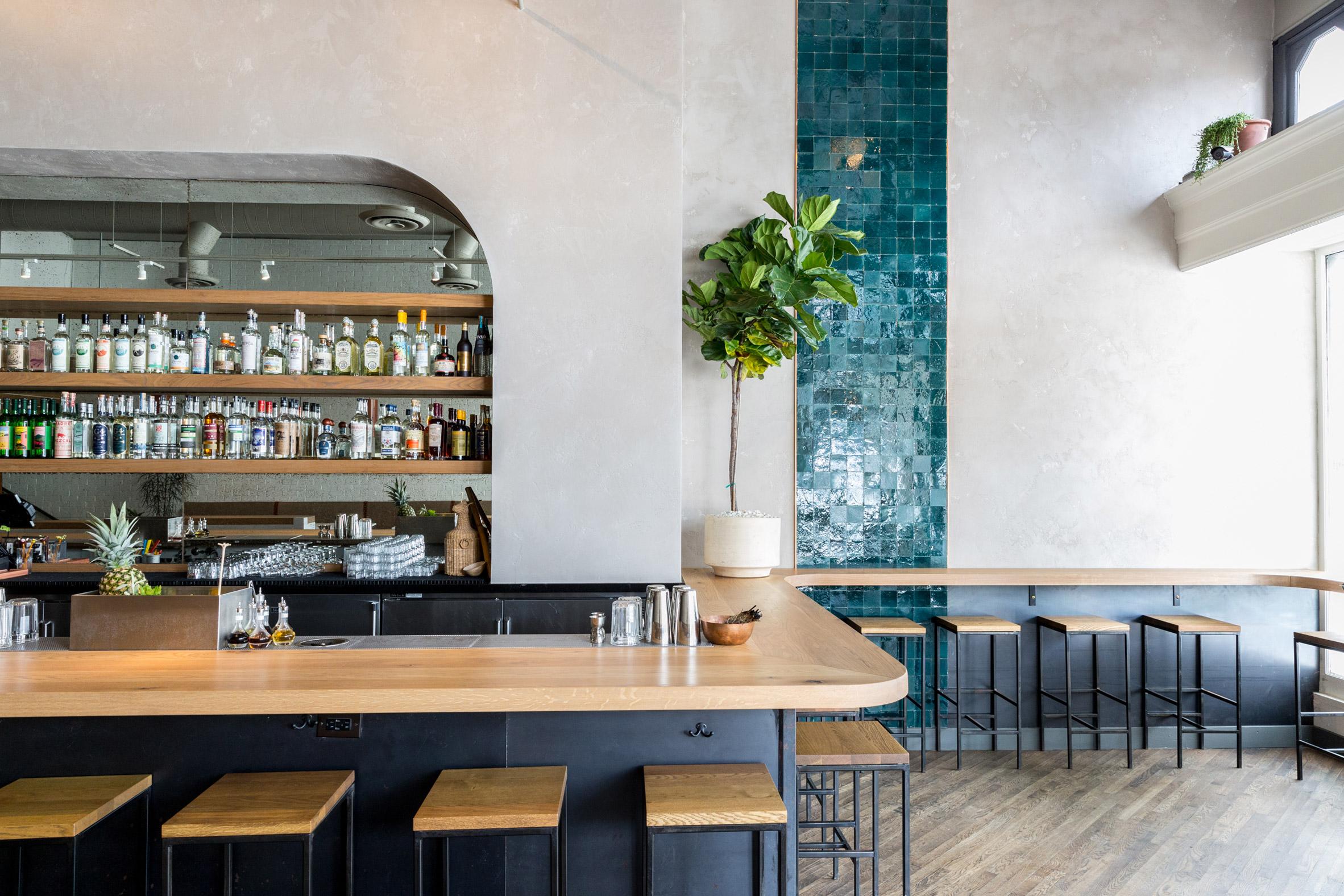 Thiết kế quán cafenhà ống 3