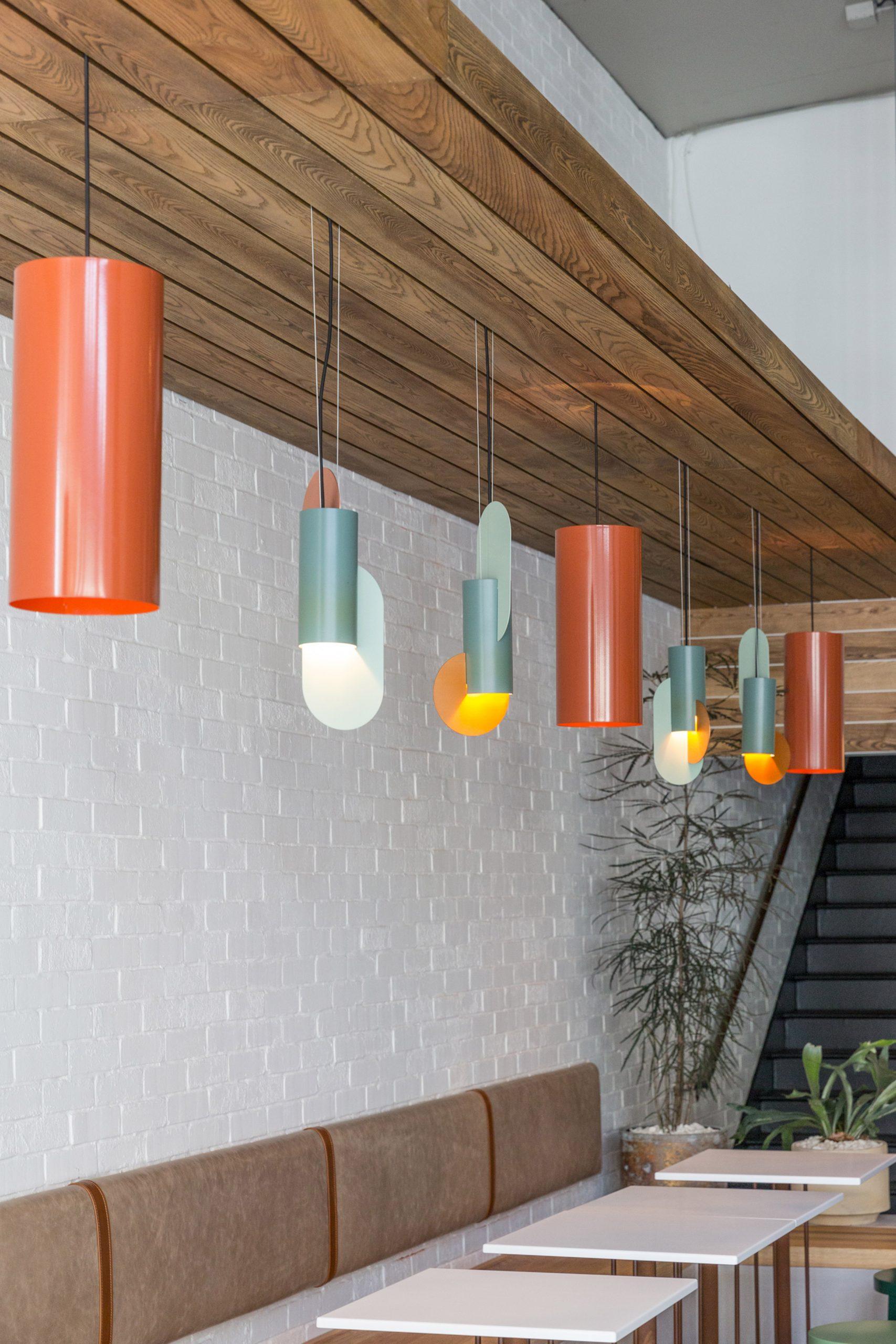 Thiết kế quán cafenhà ống 4