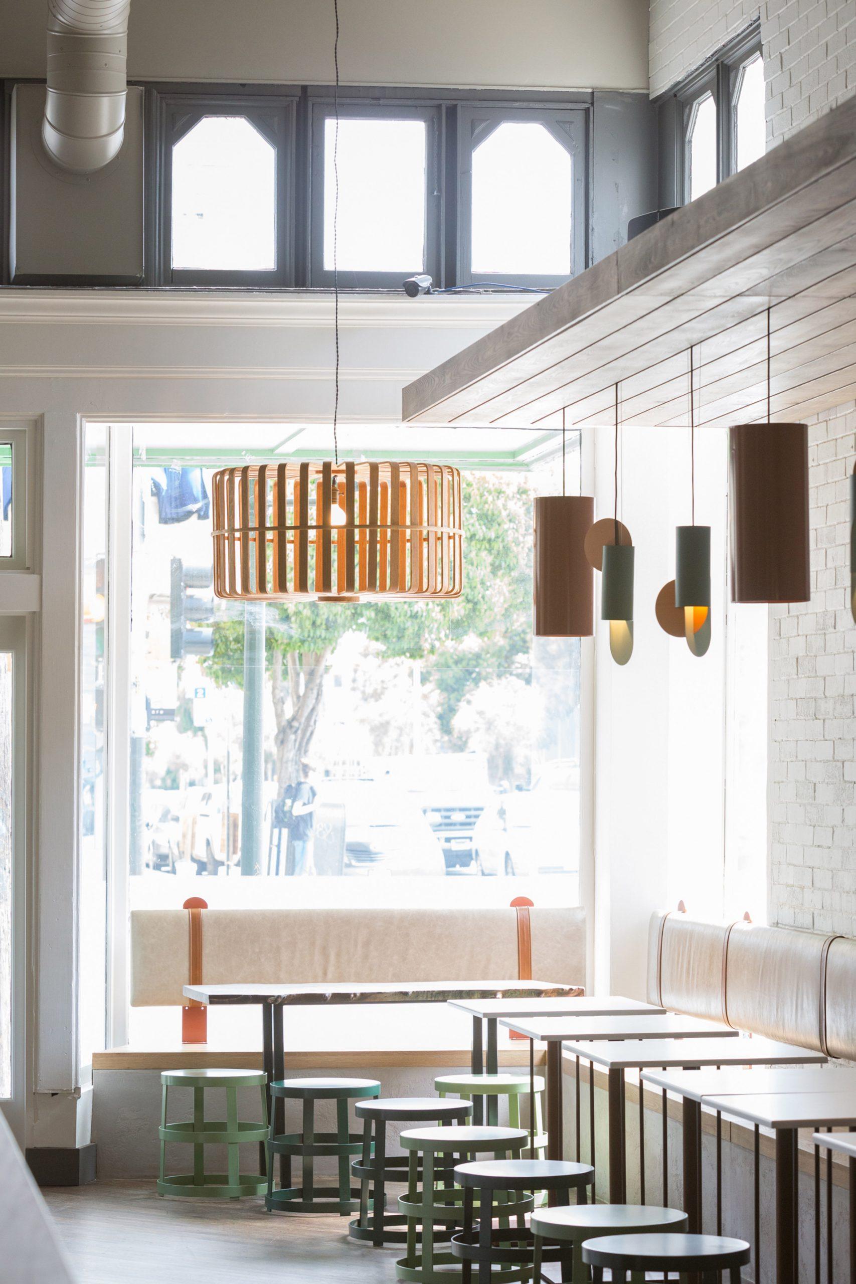 Thiết kế quán cafenhà ống 8